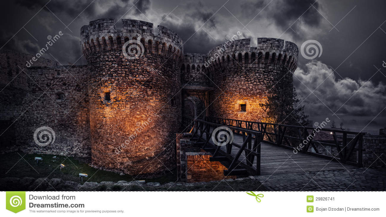 Torre de Dizdar