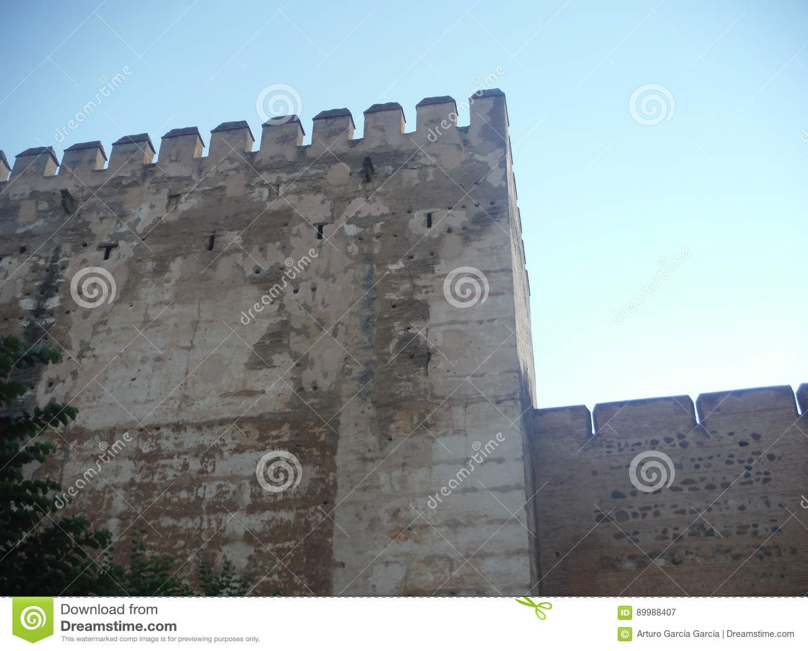 Torre de la alhambra, Granada