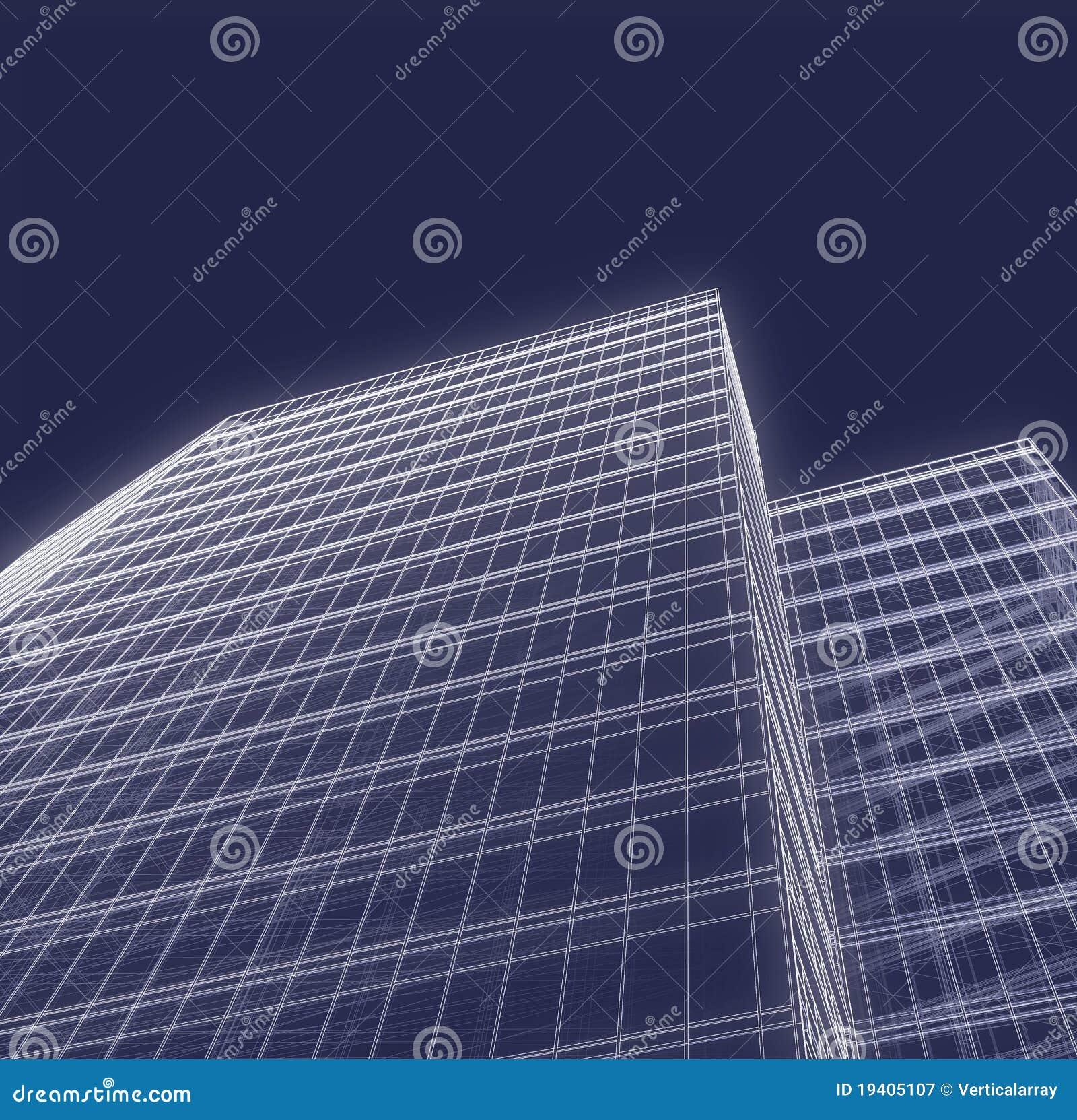 Torre de la oficina del Highrise