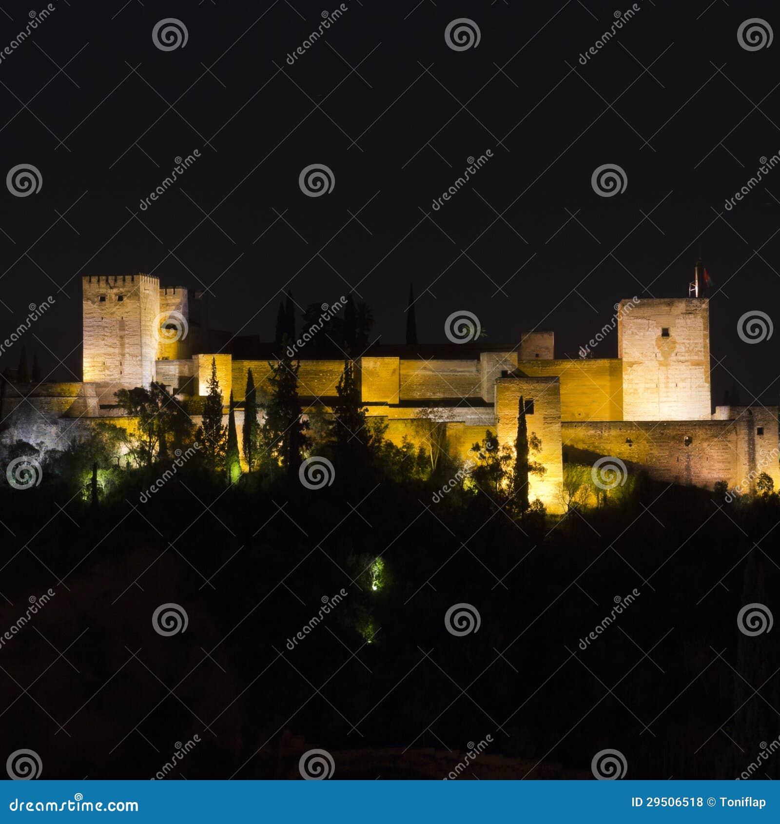 Torre DE La  s nachts vela.