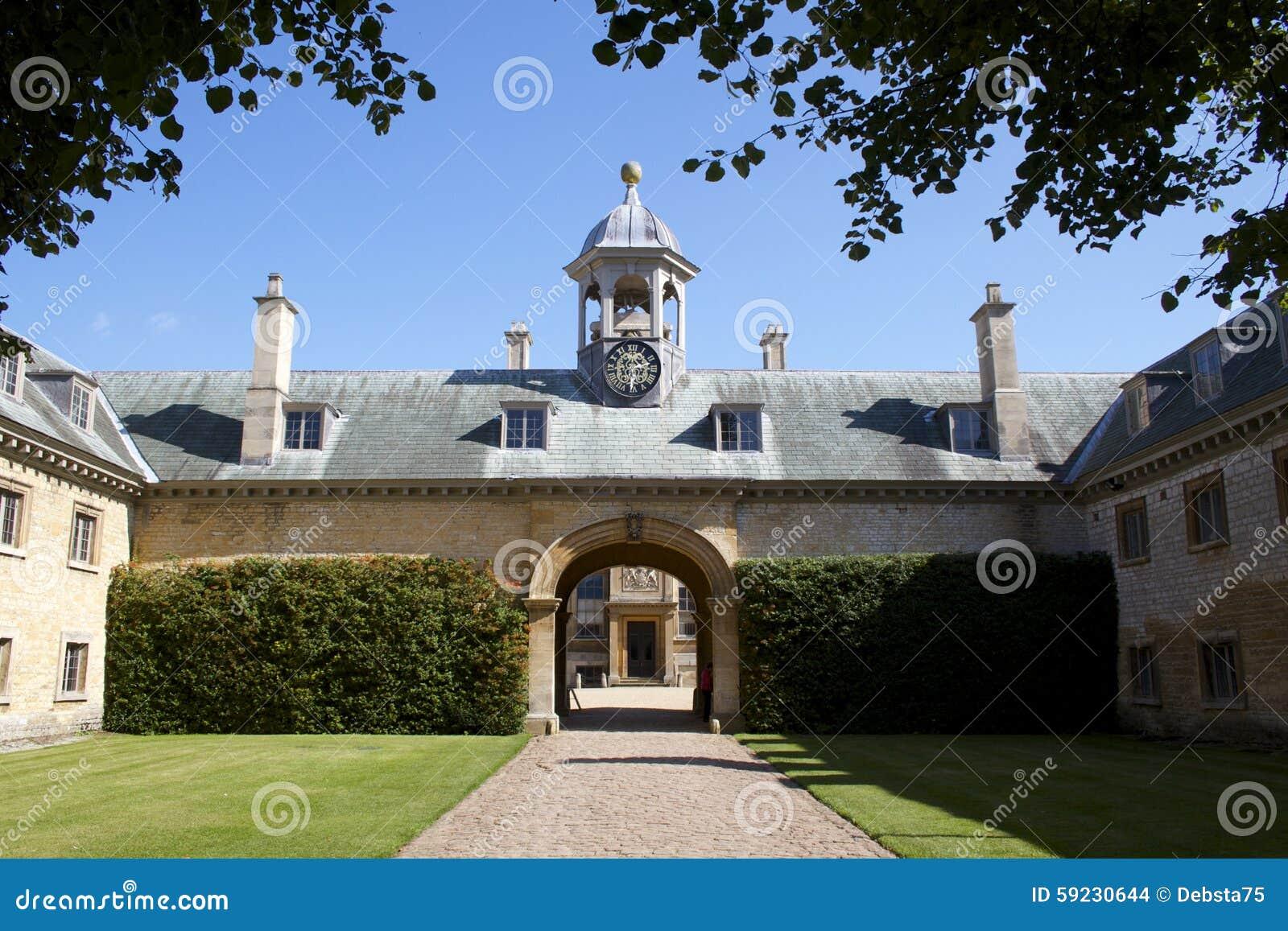 Download Torre De Reloj De La Casa De Belton Foto de archivo - Imagen de estado, diseño: 59230644