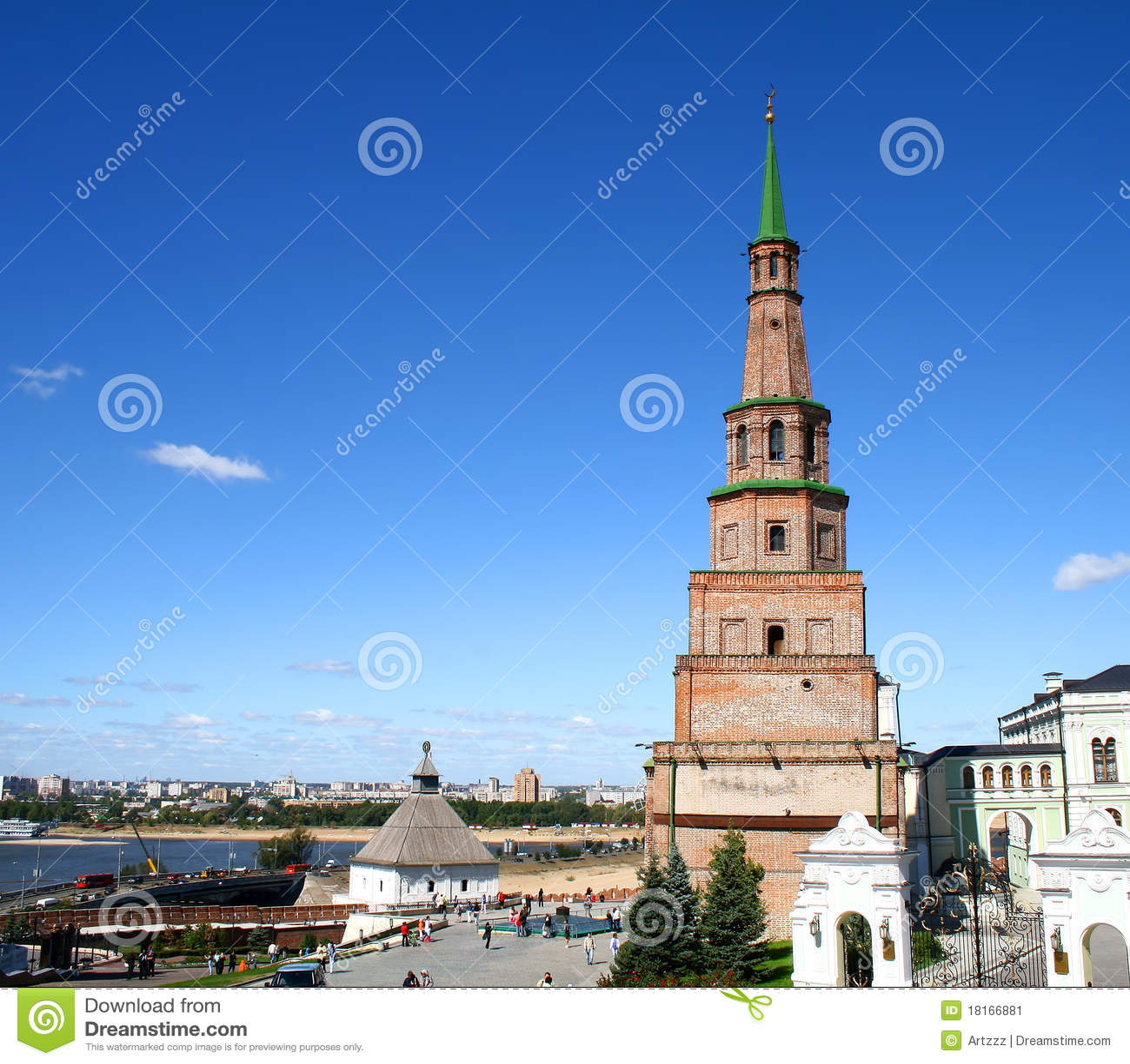 Torre de Soyembika, Kazan, Rússia