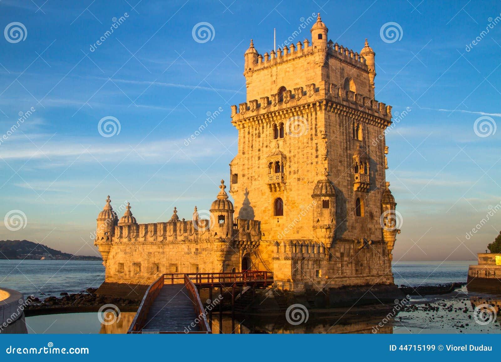 Torre de Torre de Belem, Lisboa