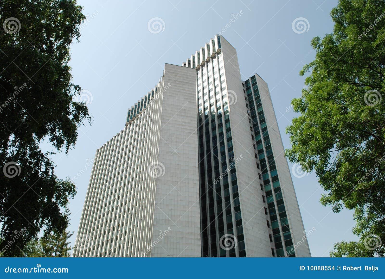 Torre del asunto de Zagreb
