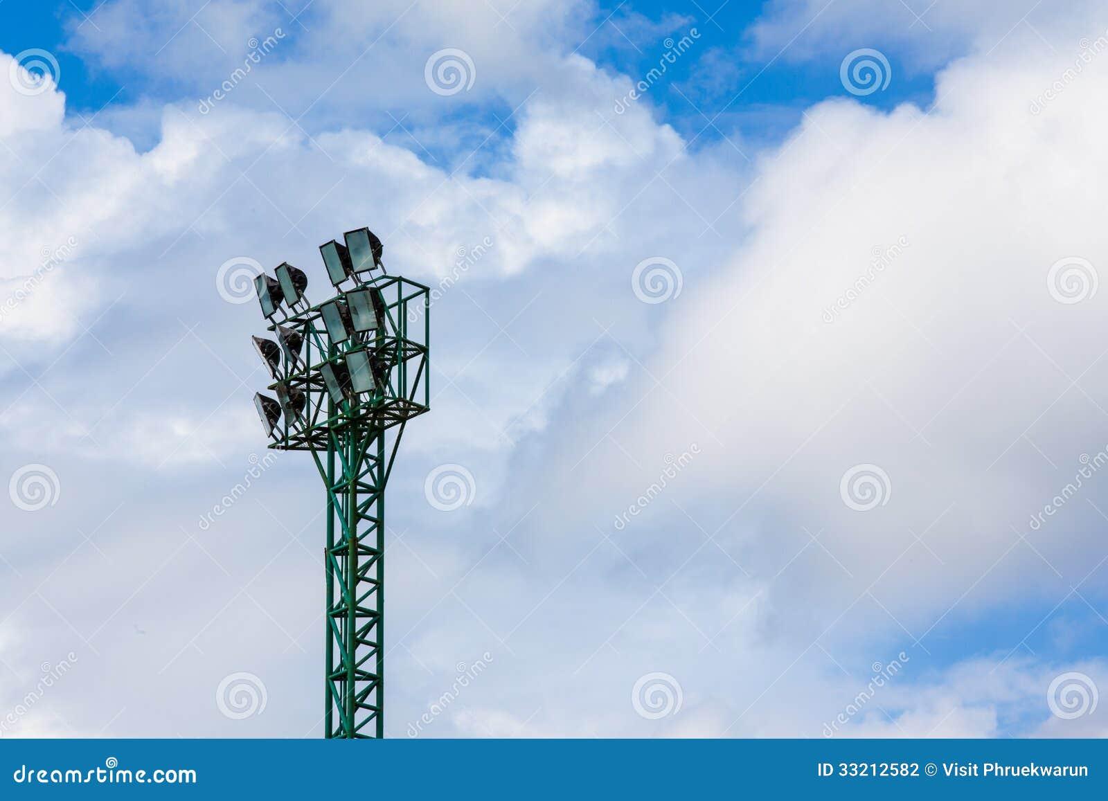 Torre del proyector