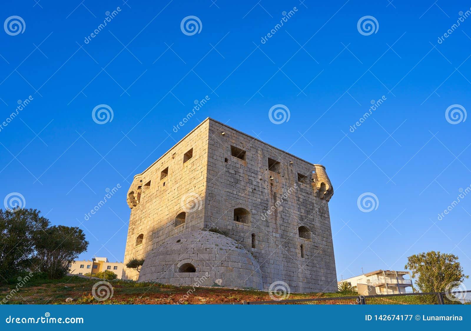Torre del Rey Oropesa de Mar in Castellon