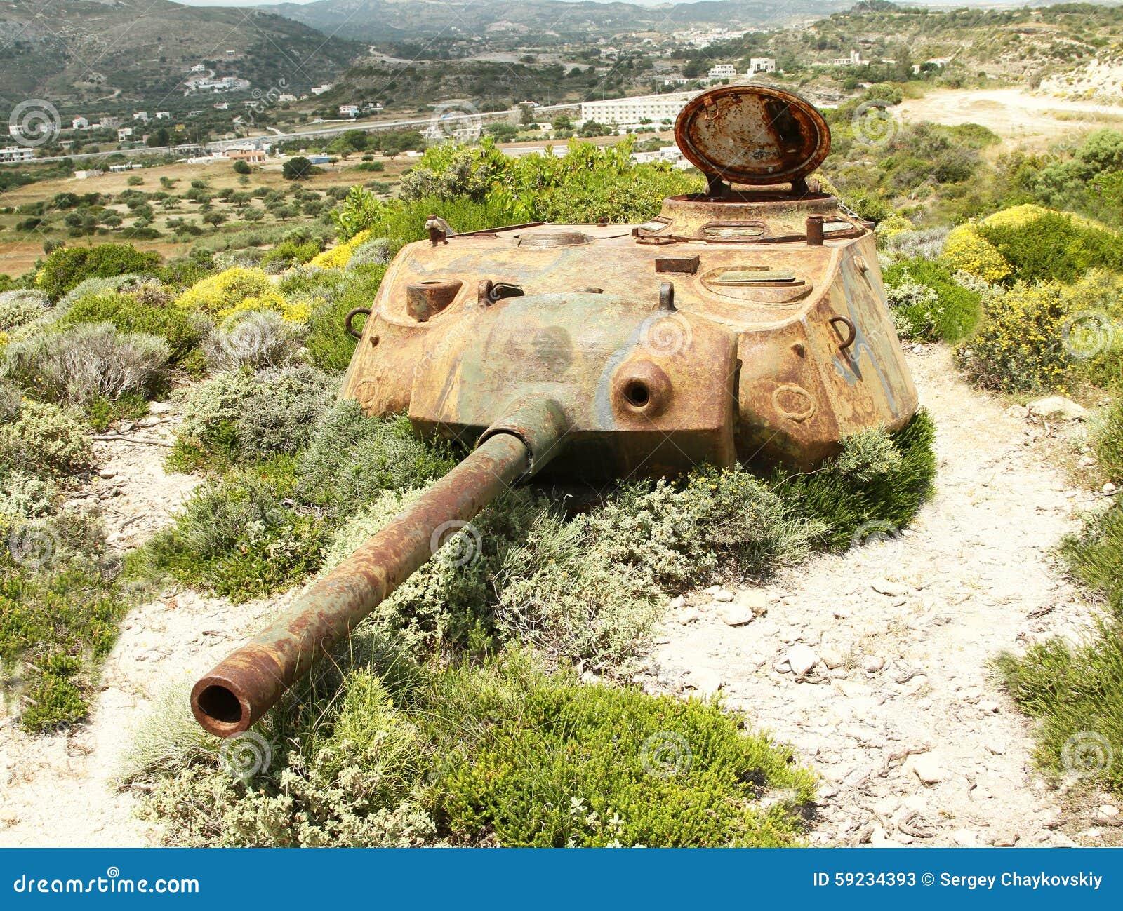 Torre del tanque americano