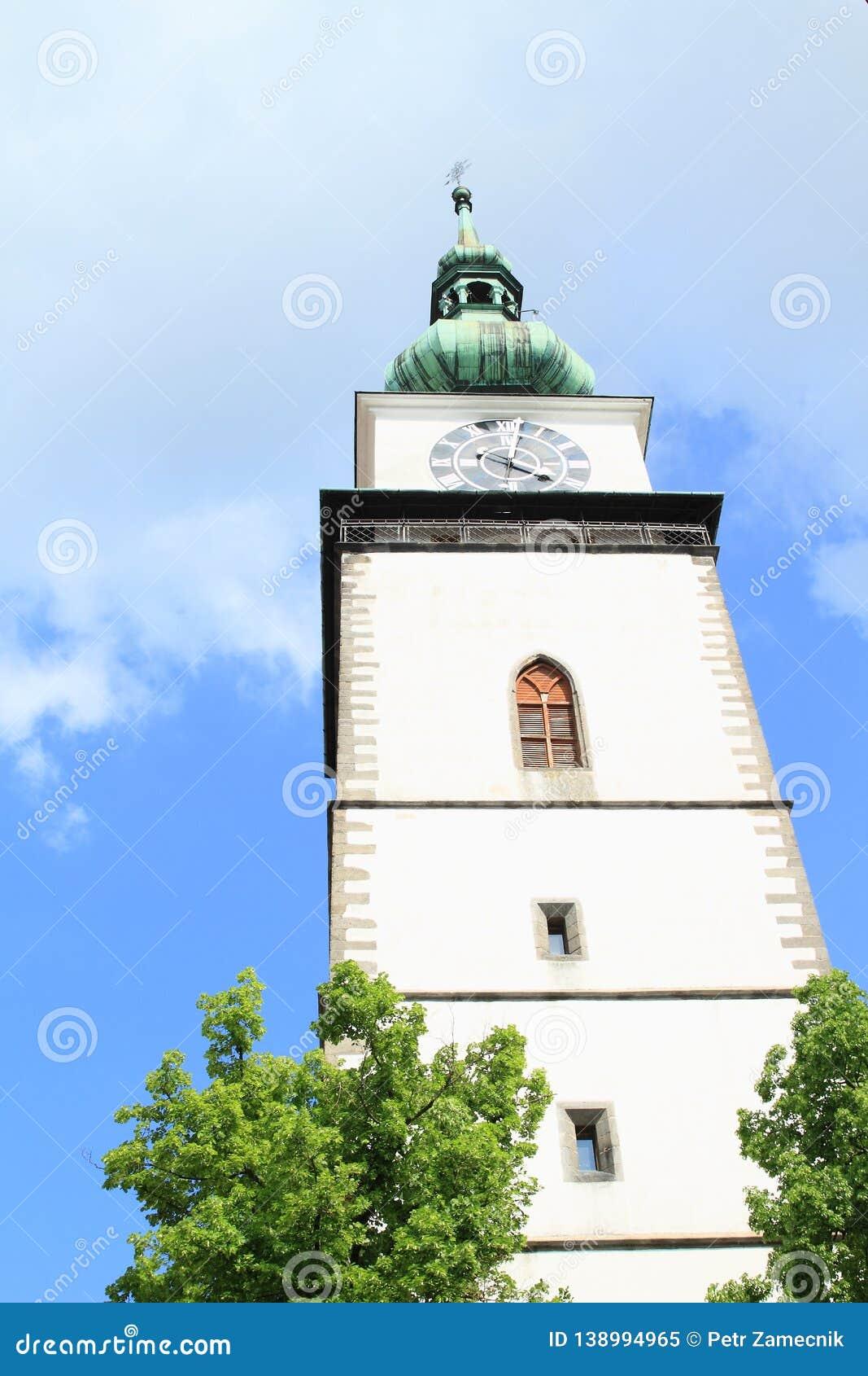 Torre della citt? in Trebic