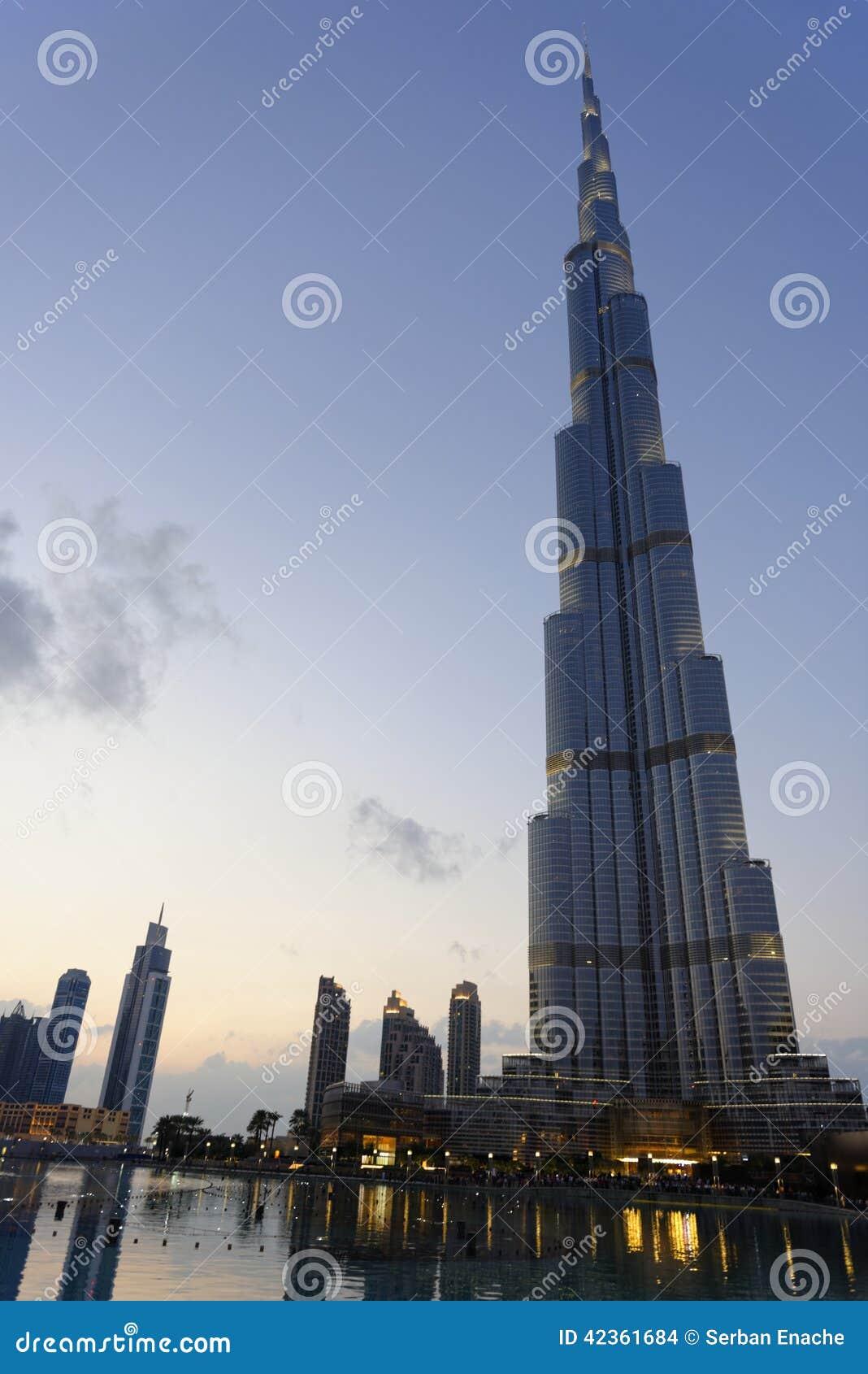 Torre di Burj Dubai