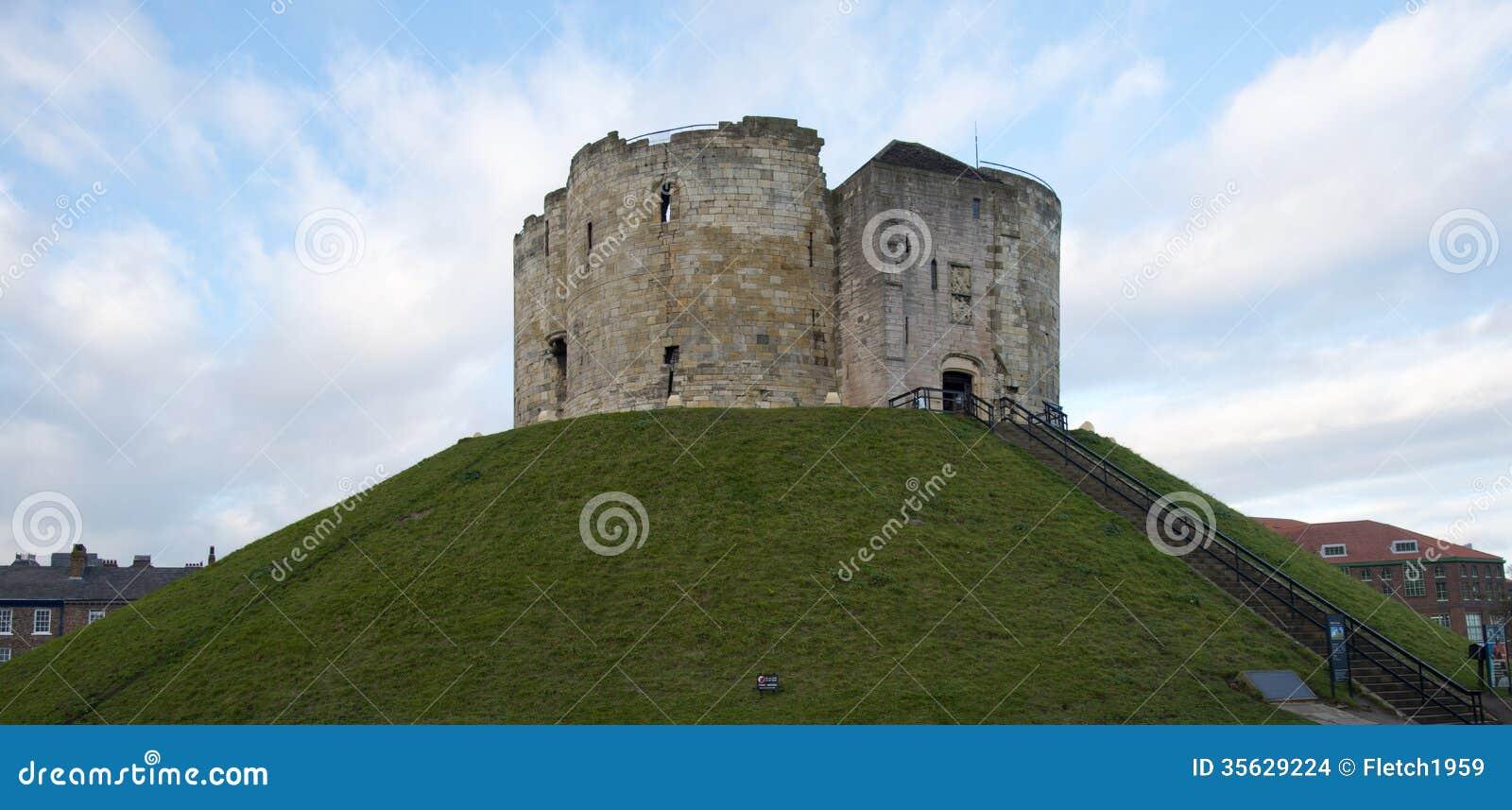 Torre di Cliffords a York