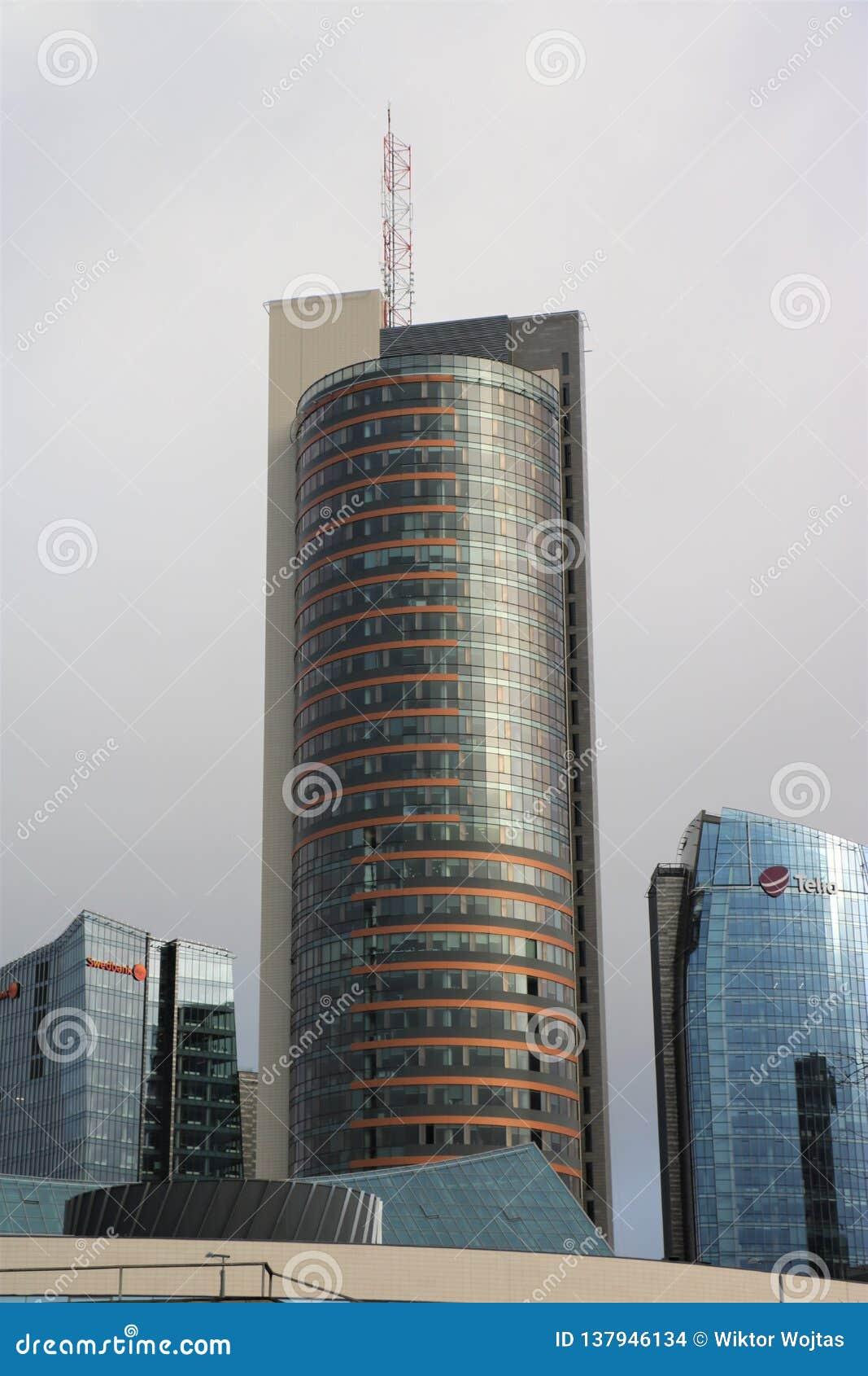 Torre di europa, Vilnius, Lituania