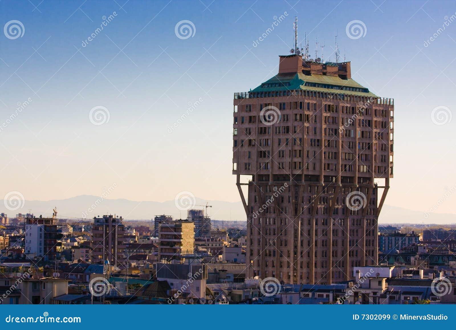Torre di Velasca - Milano