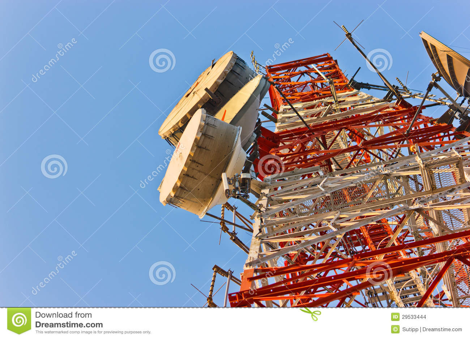 Torre do telefone