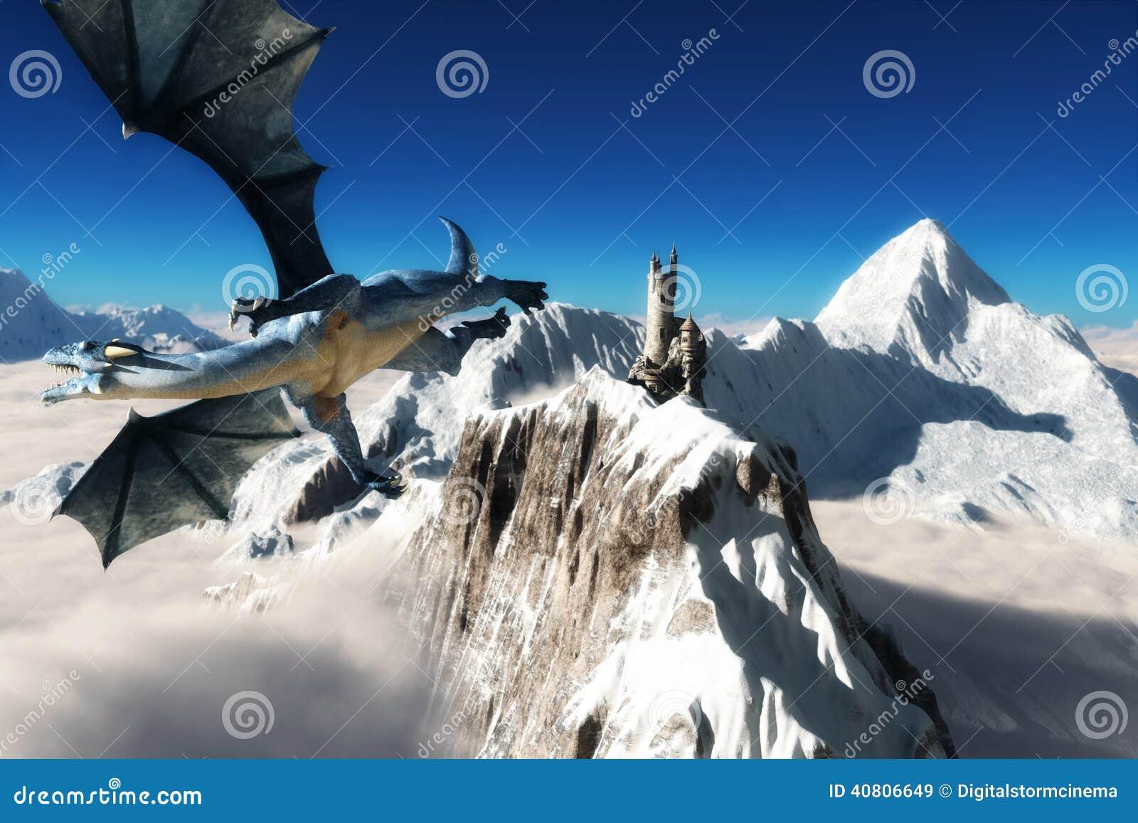 Torre dos dragões