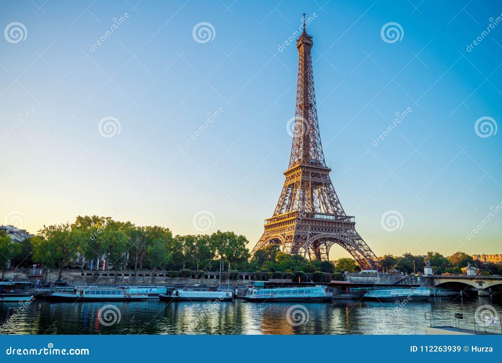 Torre Eiffel de París, Francia