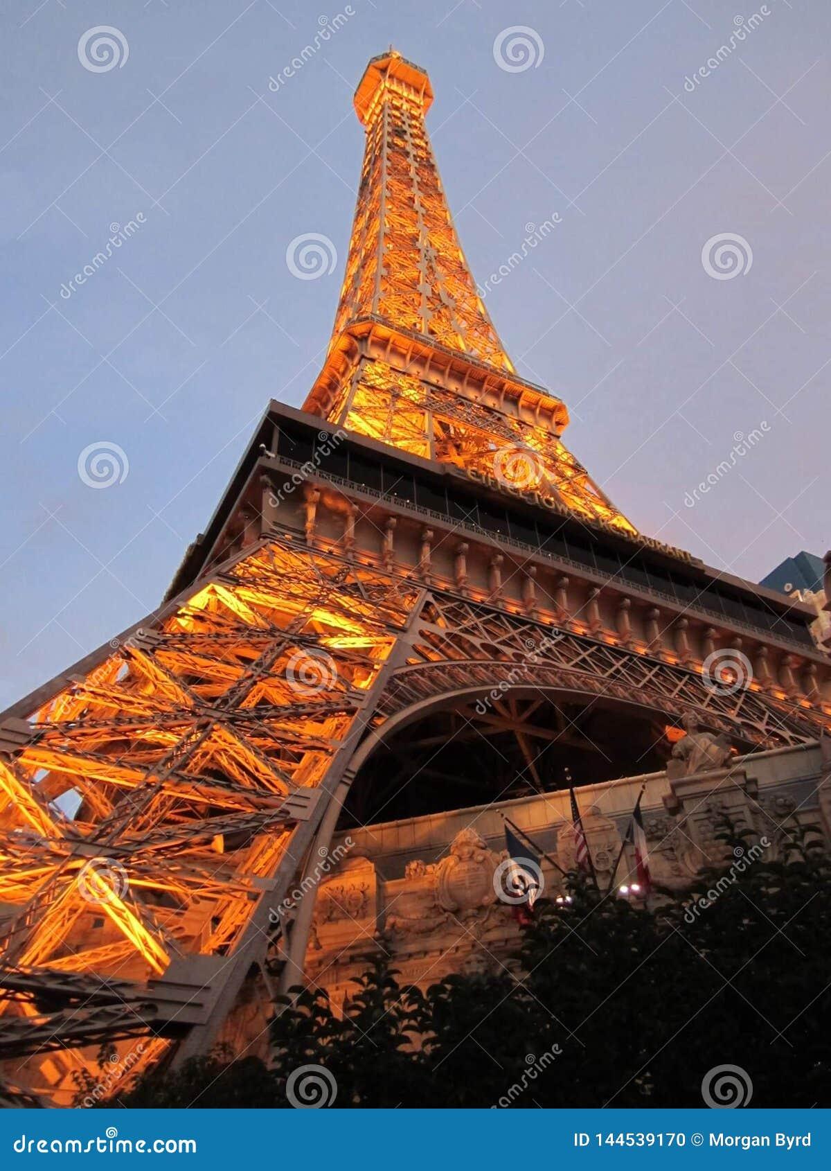 Torre Eiffel em Paris France
