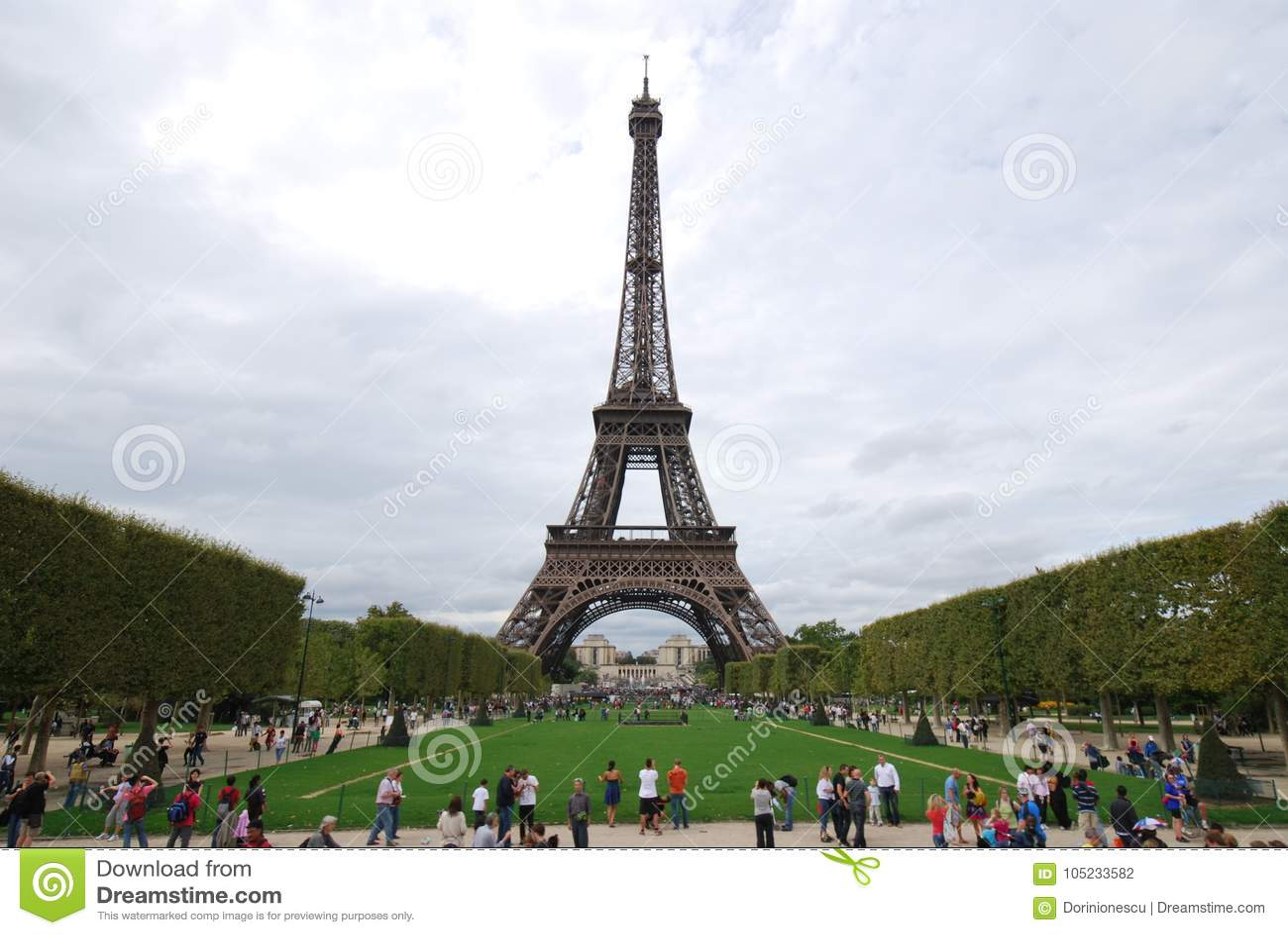 Torre Eiffel, torre Eiffel, marco, marco histórico nacional, torre, céu