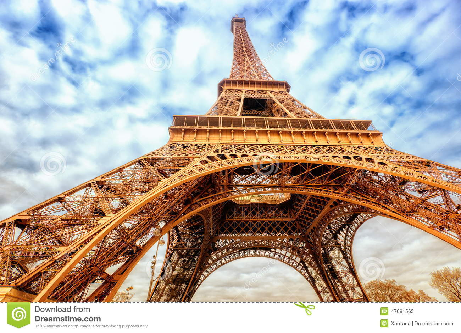 Torre Eiffel, Paris, France