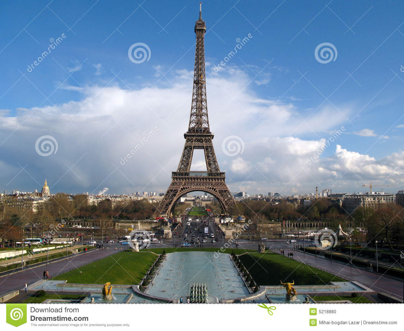 Torre Eiffel, Paris, France