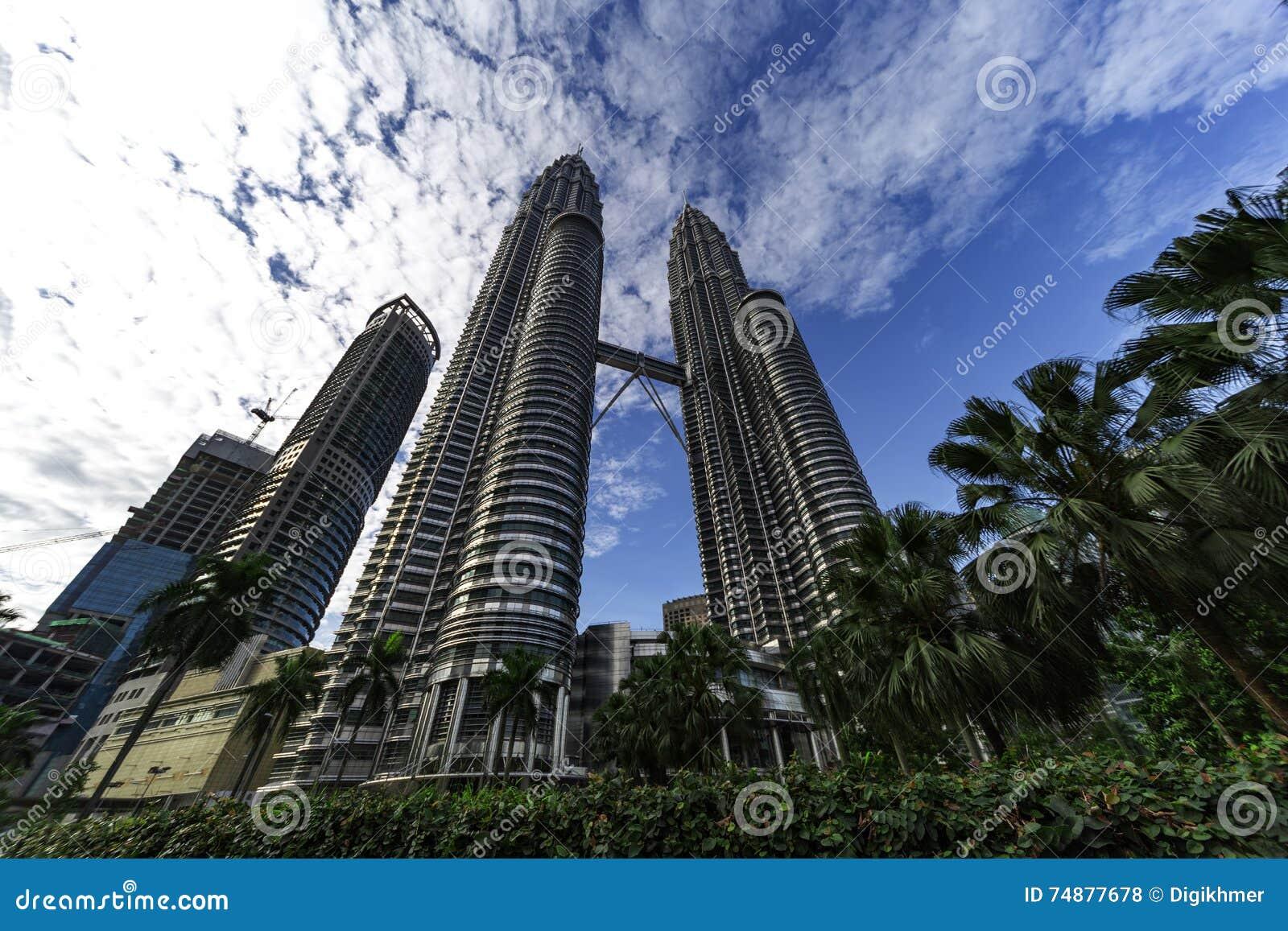 Torre gémea de Petronas