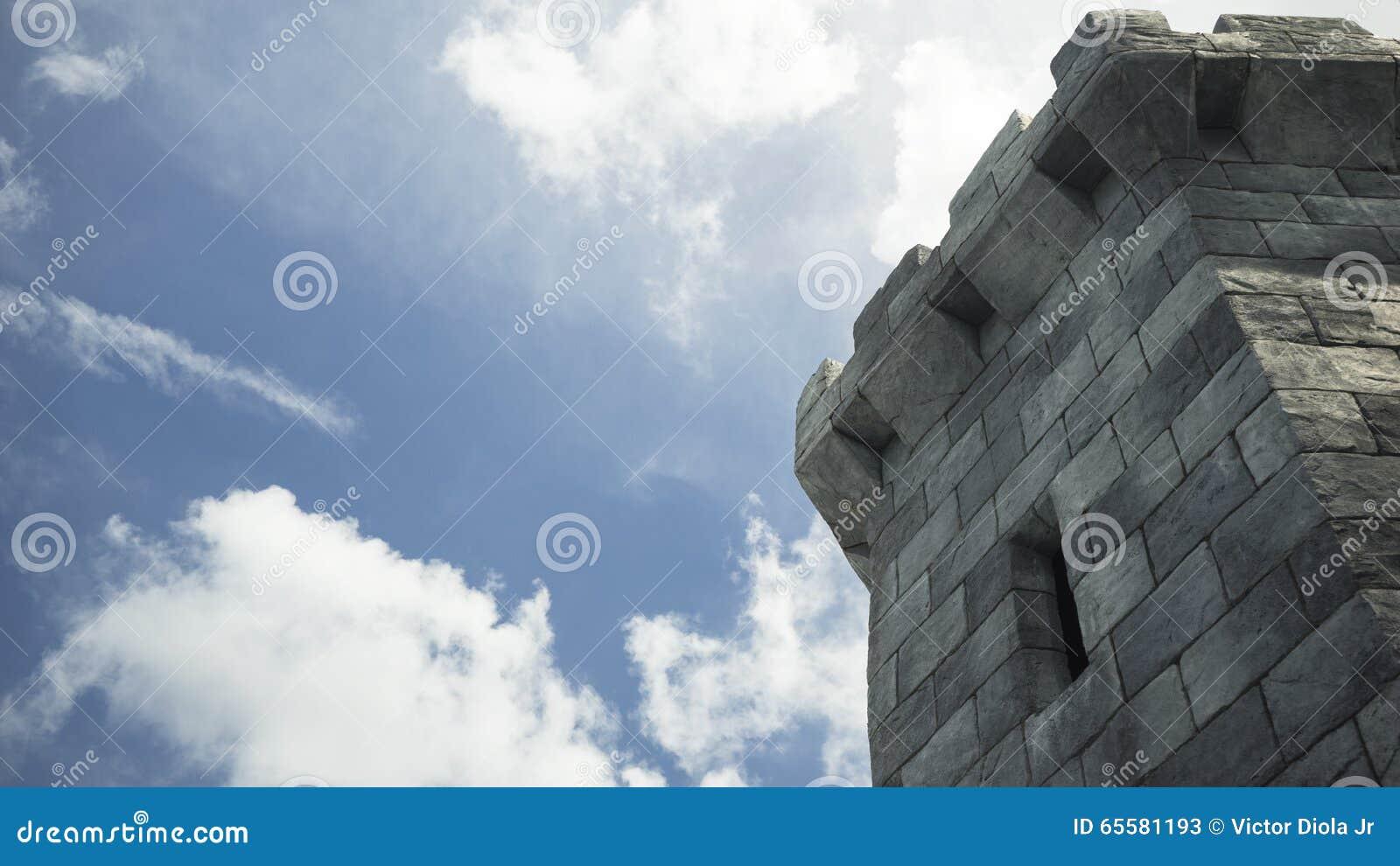 Torre medieval do castelo