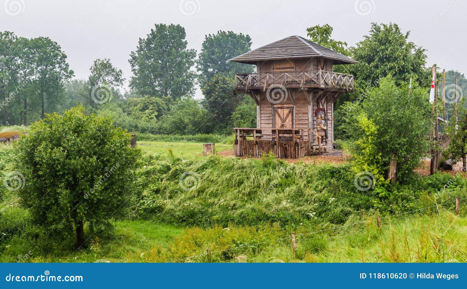 Torre romana Paesi Bassi dell orologio