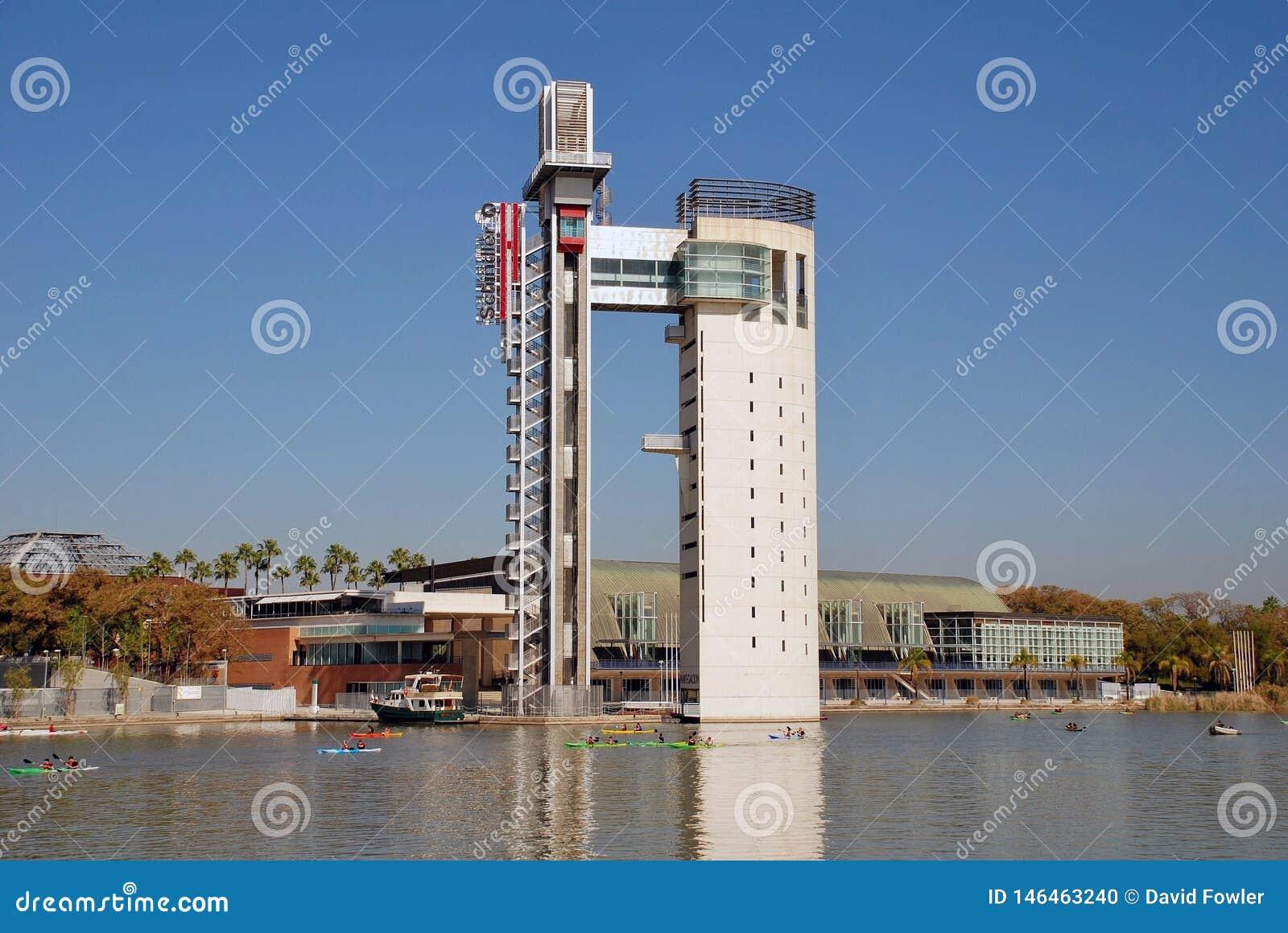 Torre Schindler, Siviglia
