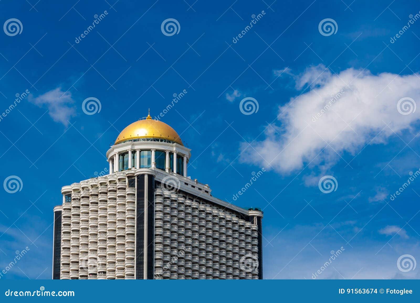 Torre Thanon Si Lom Bangkok Thailand dello stato