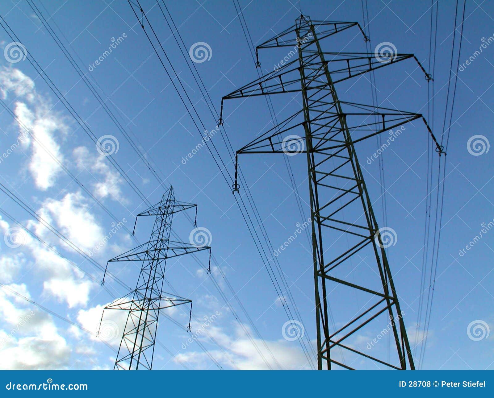 Torres da potência