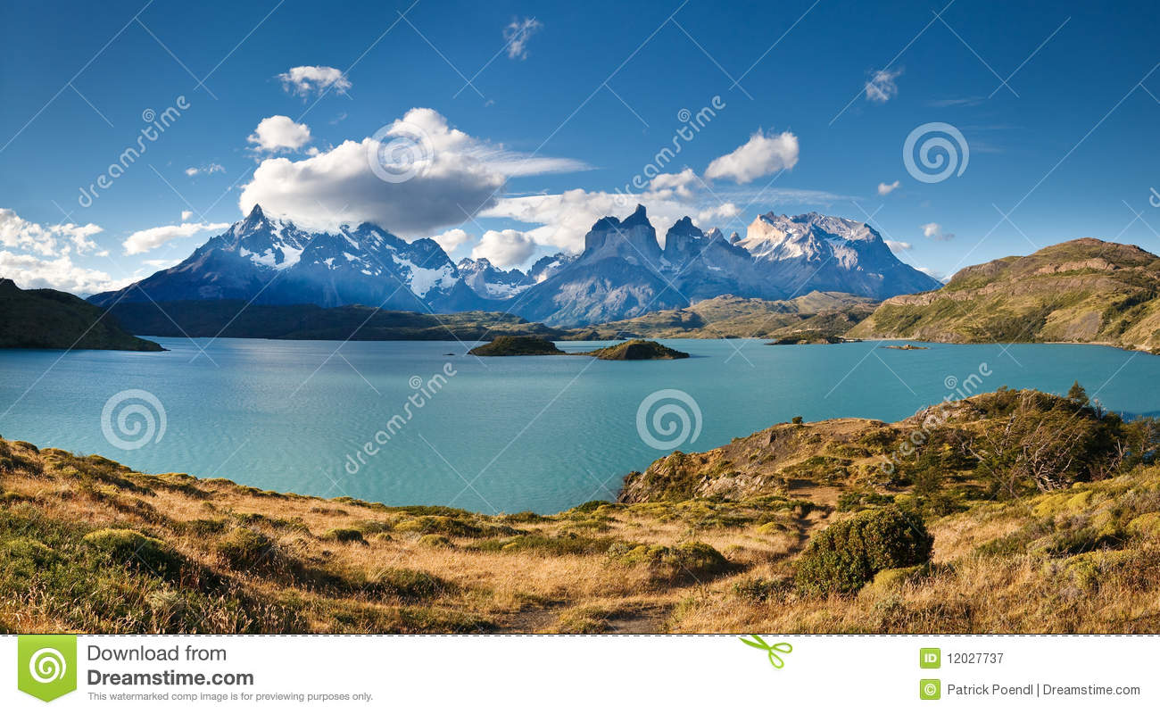 Torres del Paine National Park - Lake Pehoe
