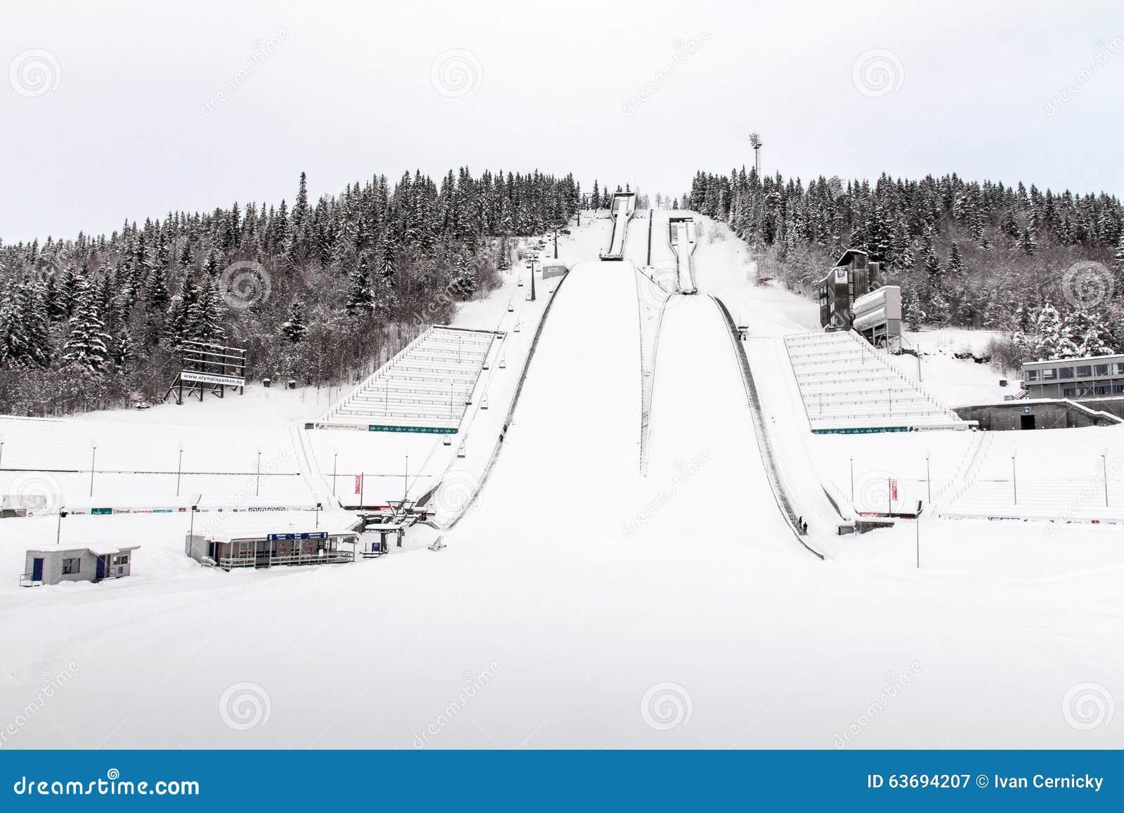 Torres desalto de Lillehammer