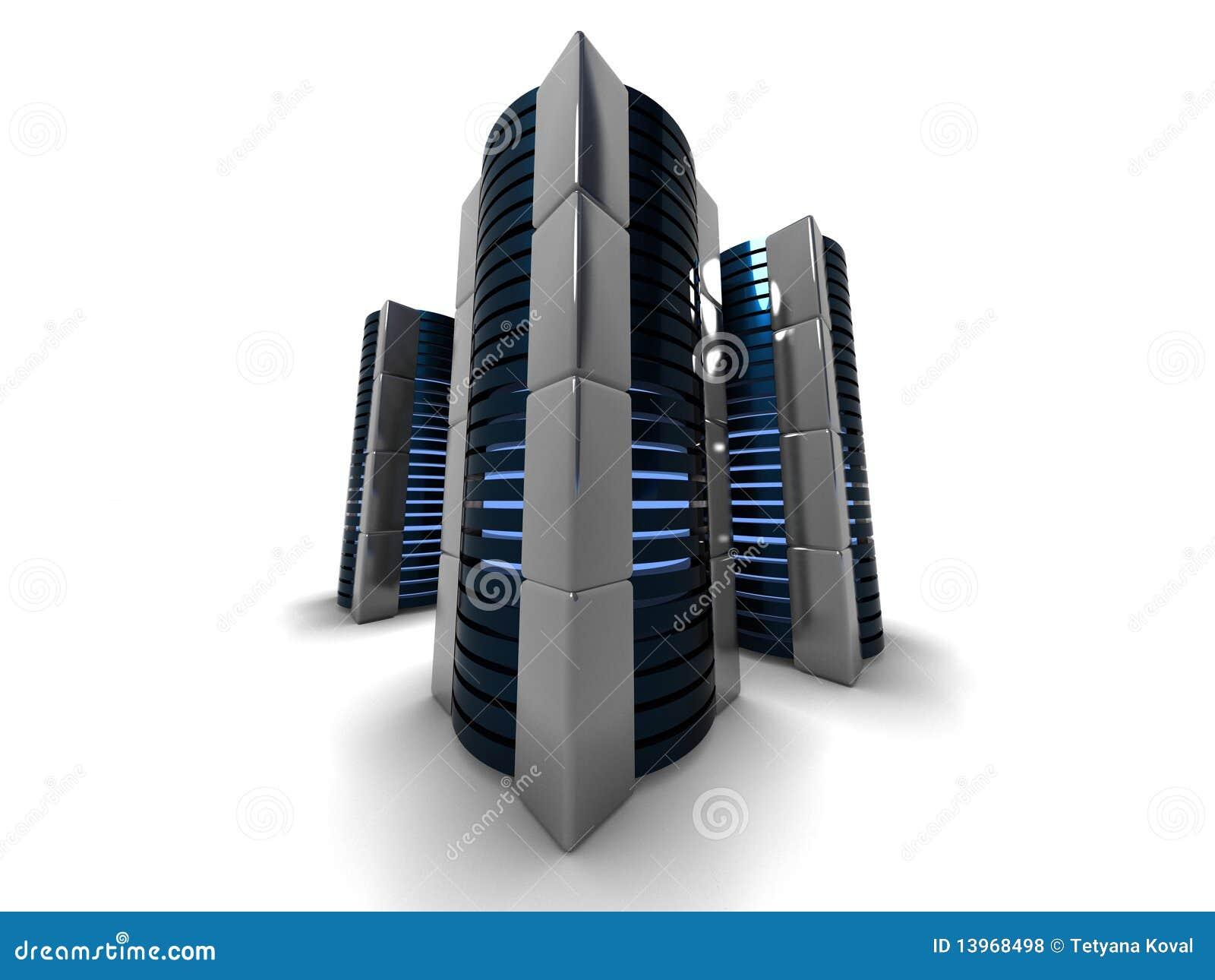 Torres do computador
