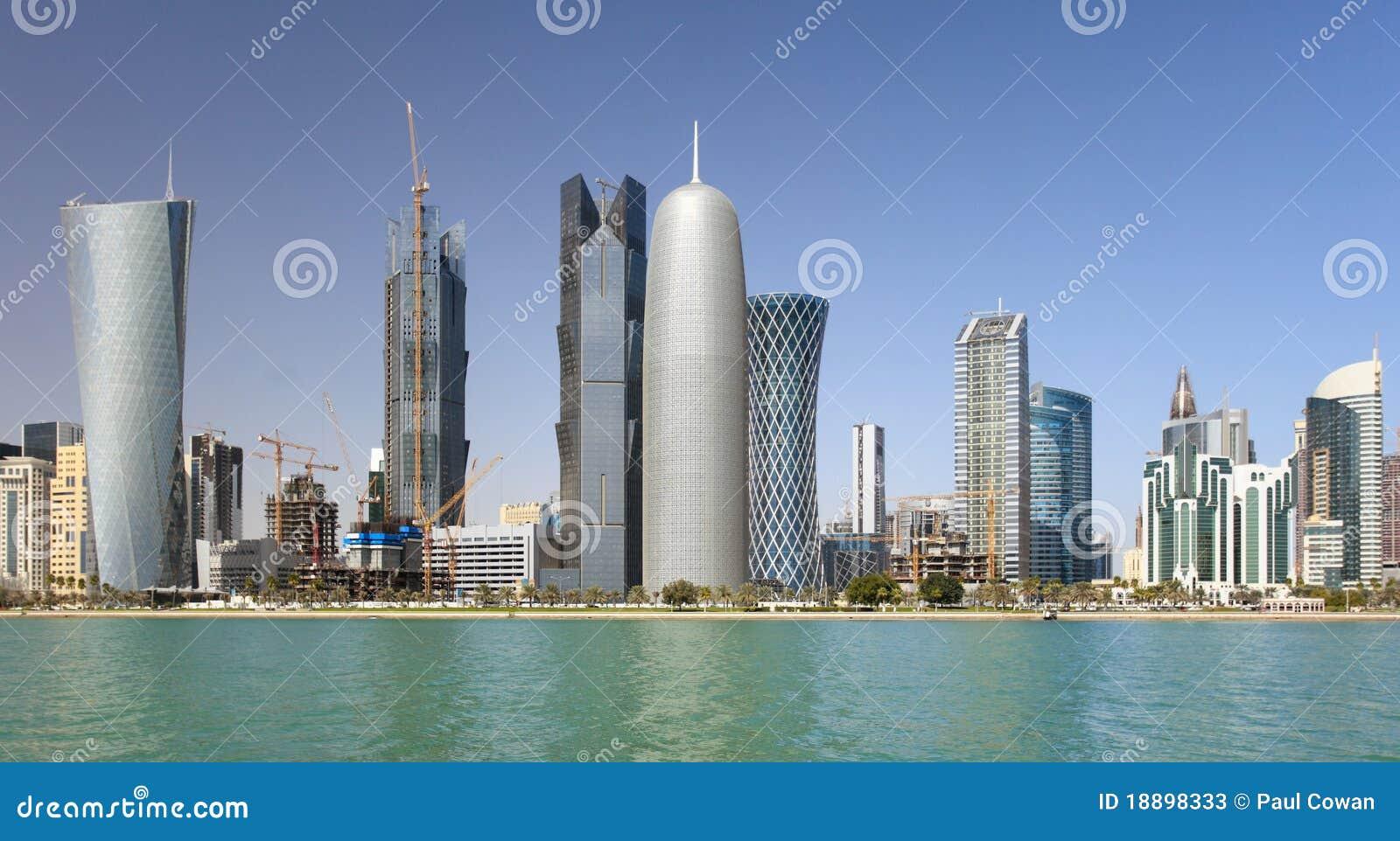 Torres en Doha, Qatar