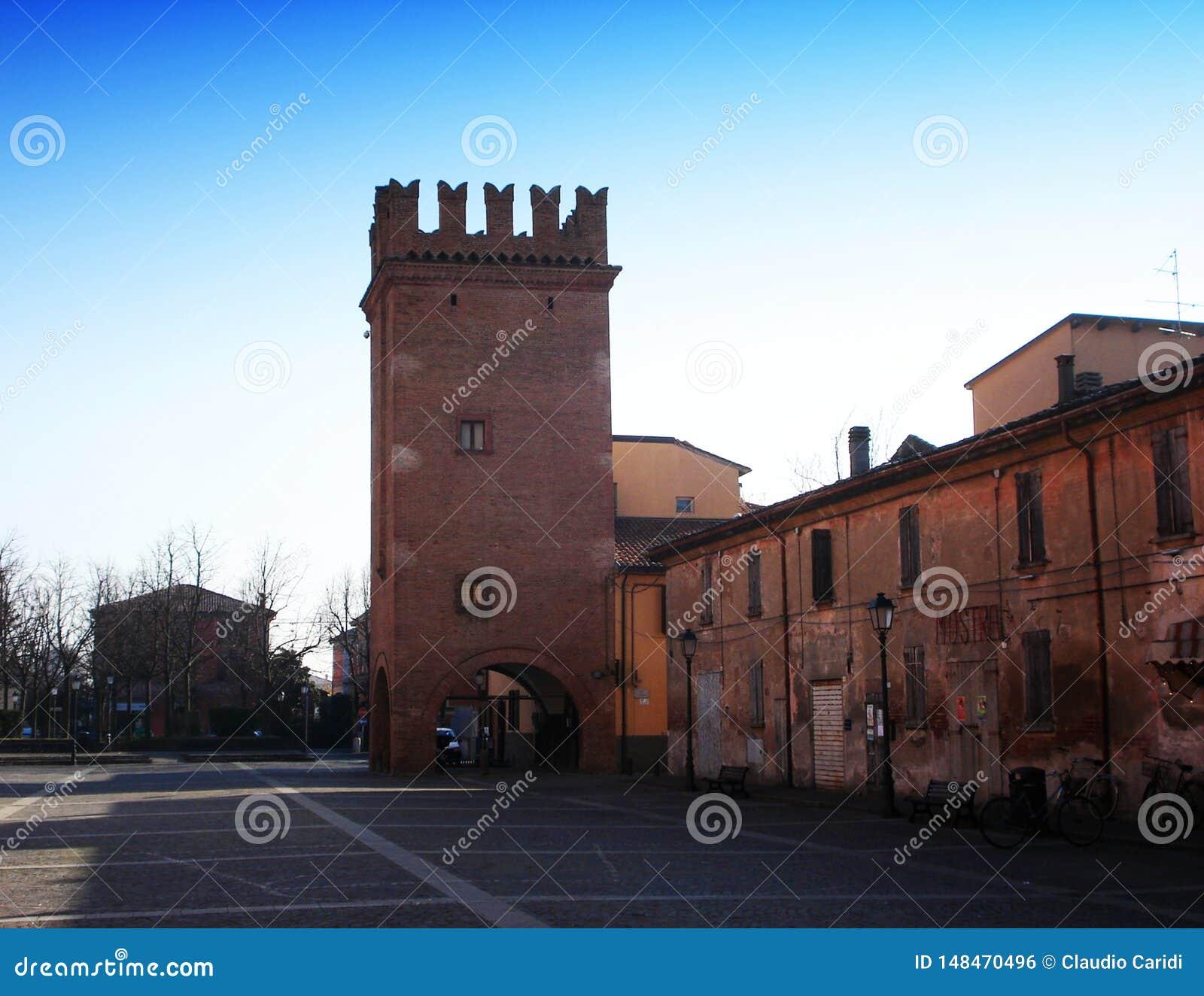 Torresotto 1321 παρατηρητήριο, SAN Giorgio Di Piano, Μπολόνια, Ιταλία