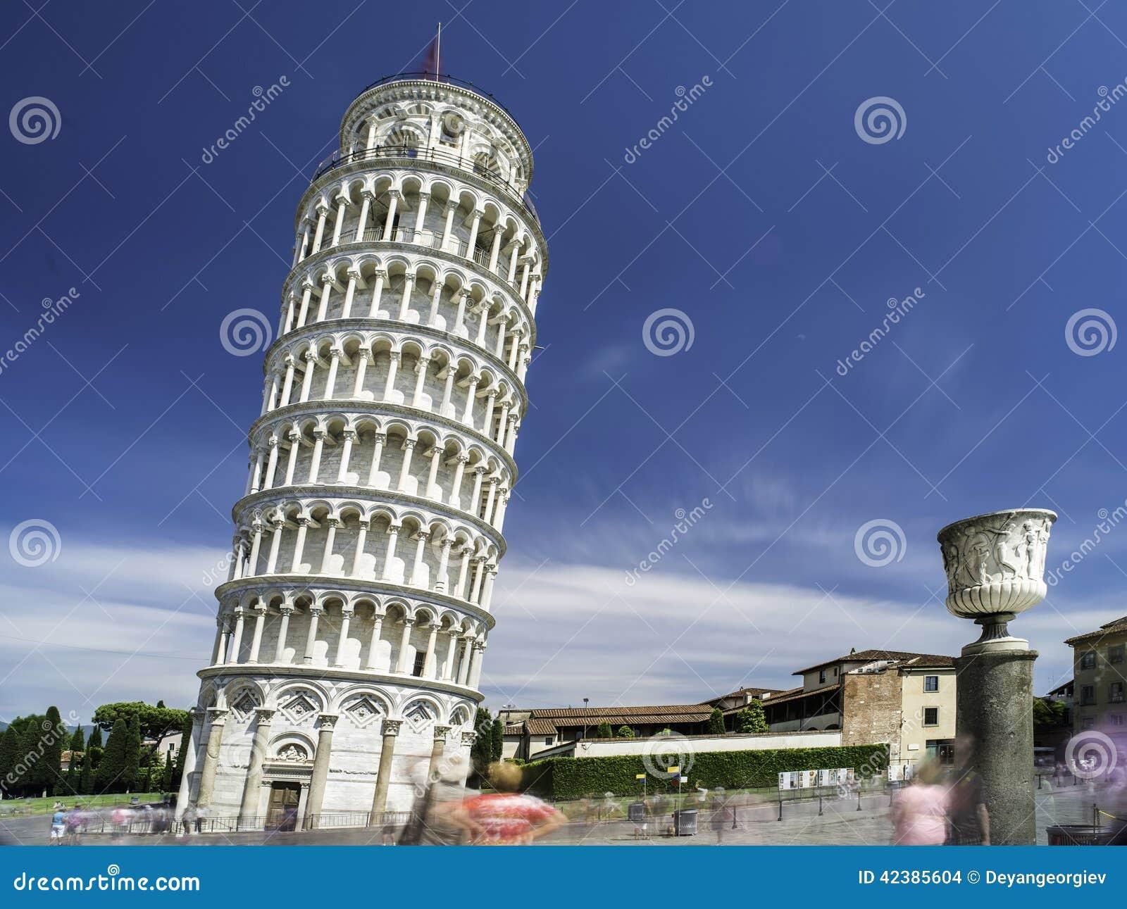 Torretta di inclinzione di Pisa
