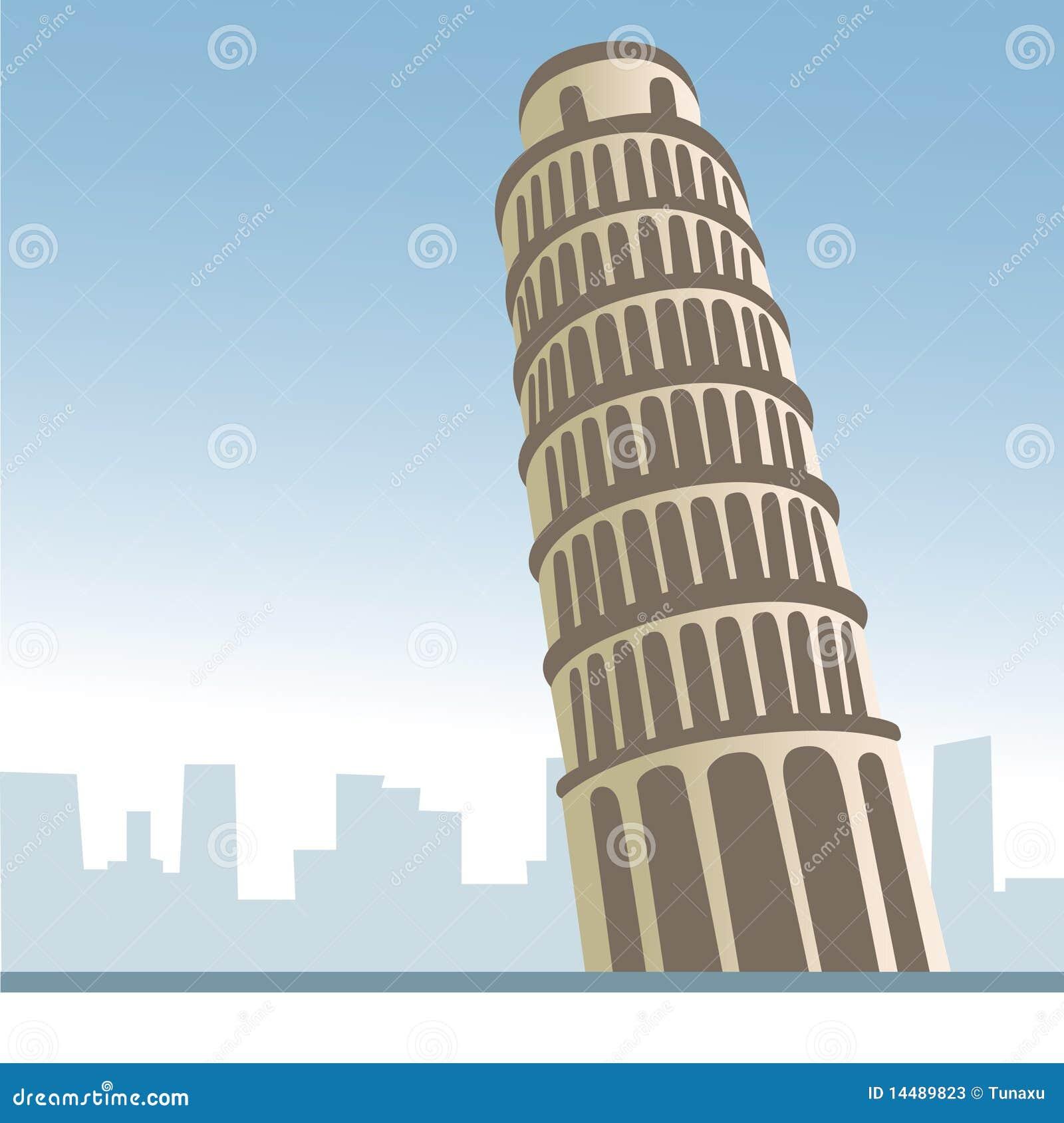 Torretta di Pisa, Italia