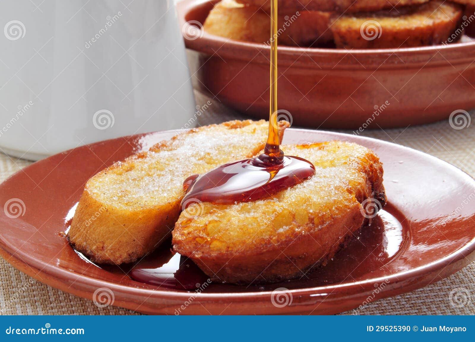 Torrijas, sobremesa espanhola típica para Lent e Easter