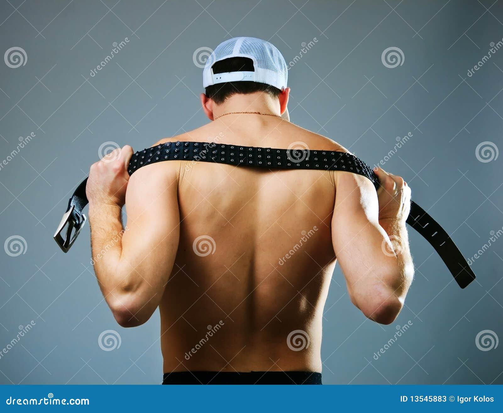 Photos d'hommes musculaires homosexuels