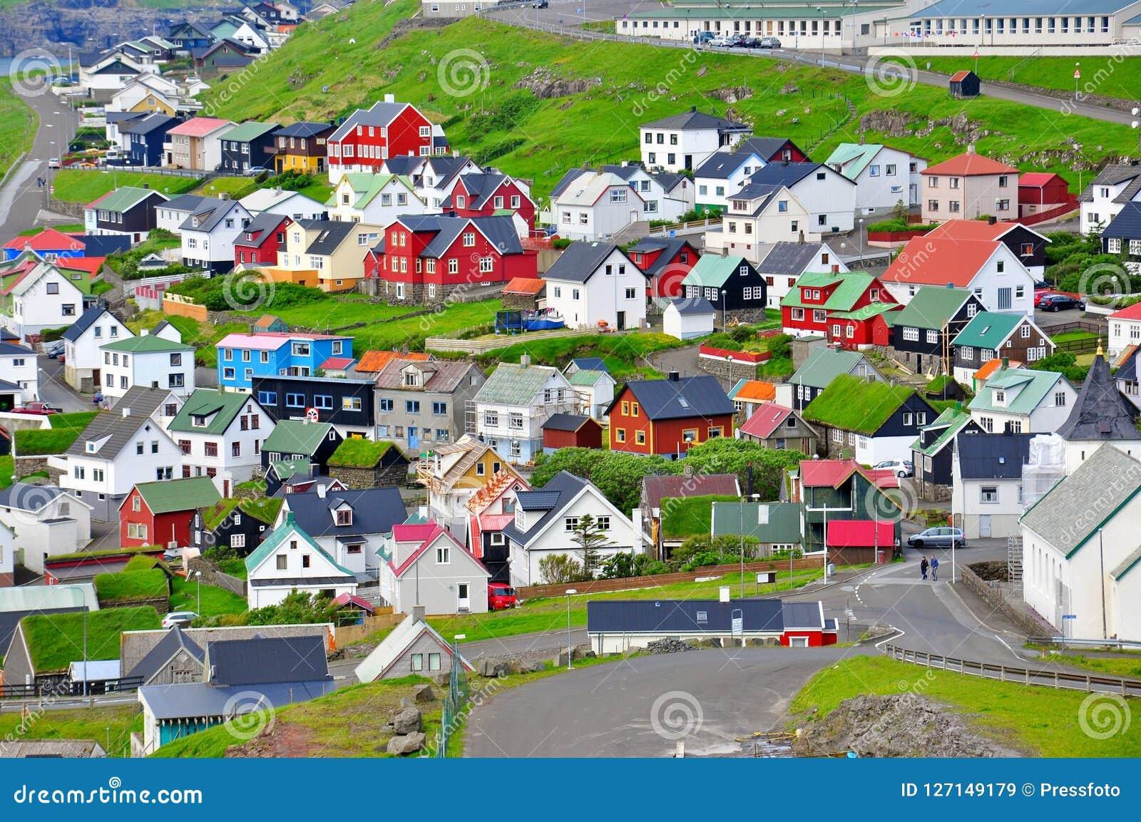 Torshavn市,法罗群岛