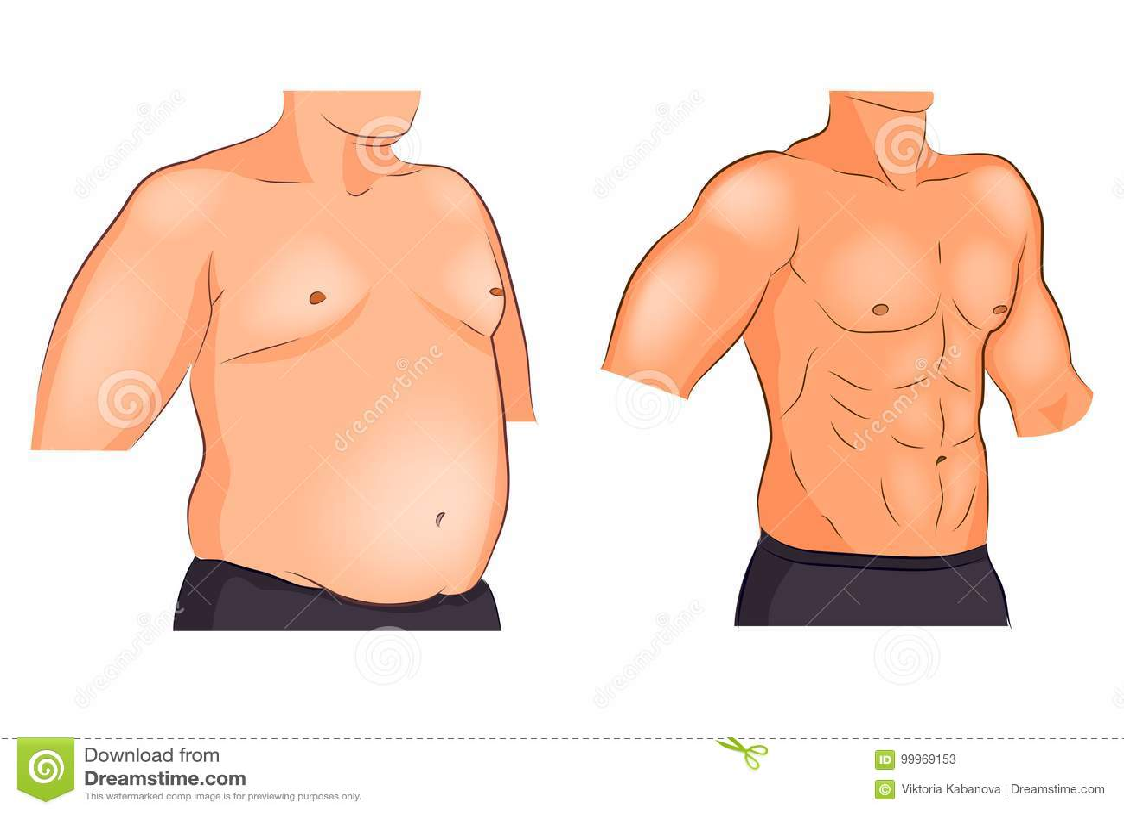 perdita di peso toracica