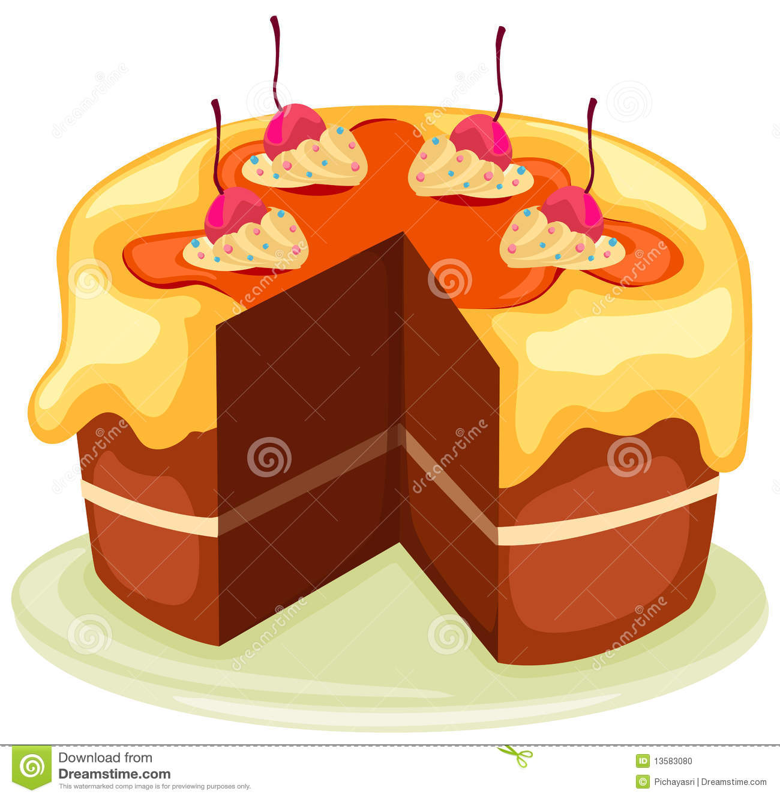 Tort usuwający plasterek