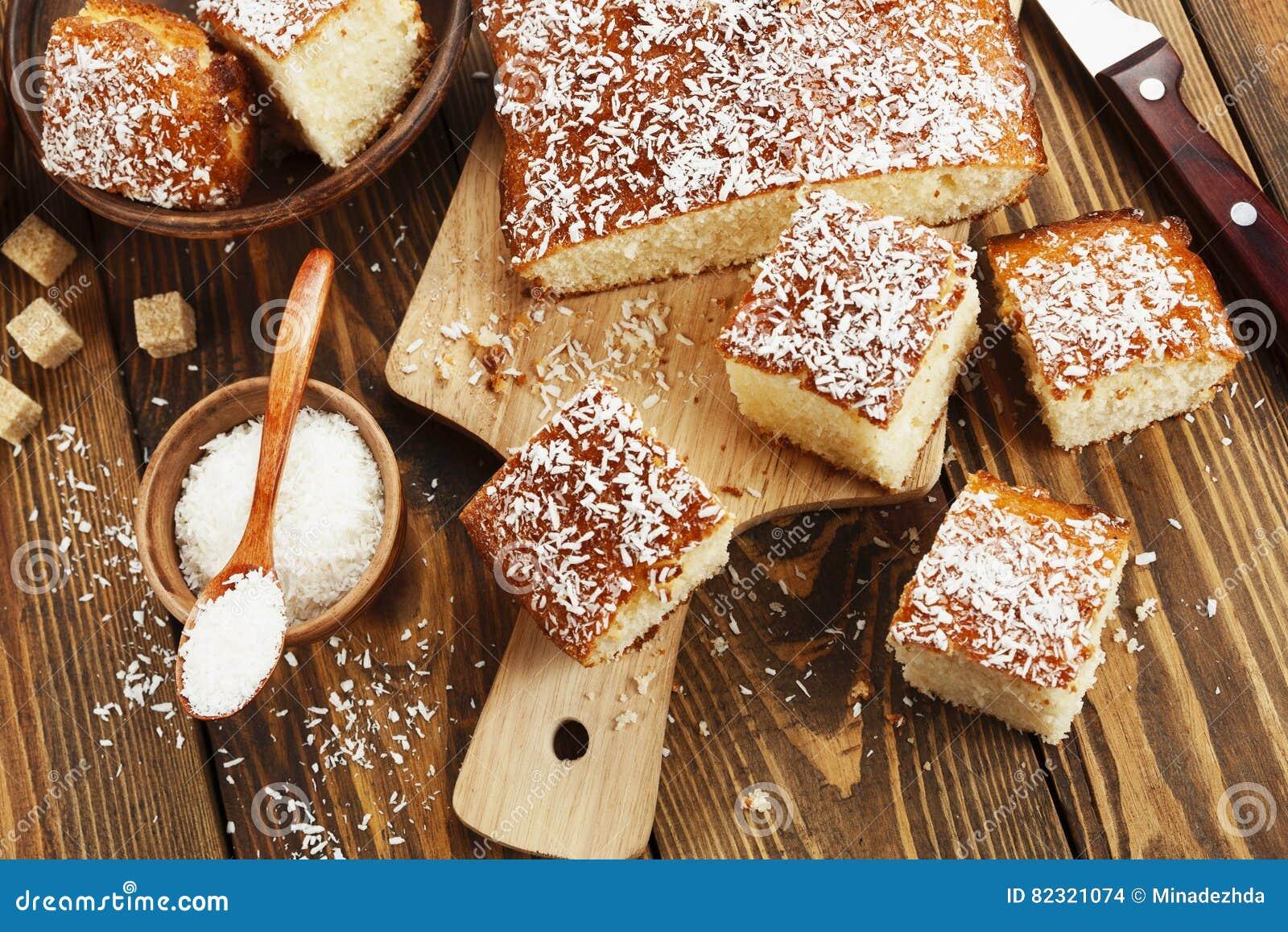 Torta araba del semolino