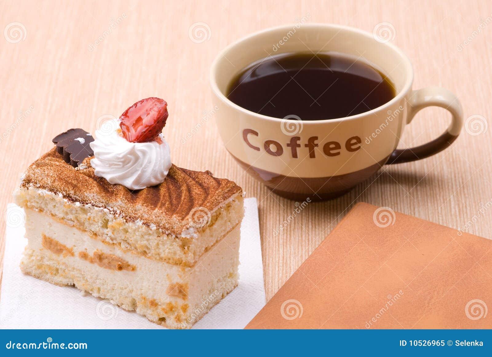Кофе с пирожными открытки 64