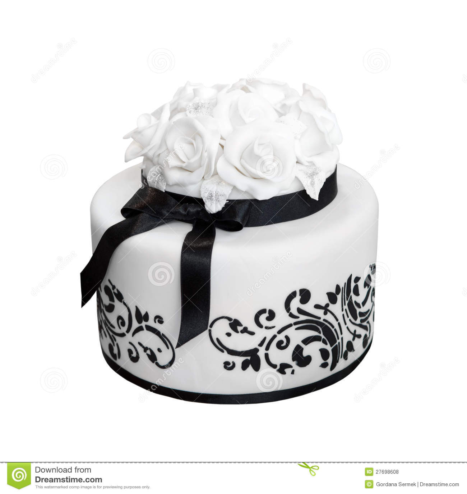 Artis Wedding Cake : Tortas Blanco Negro Para Bodas Matrimonios Genuardis ...