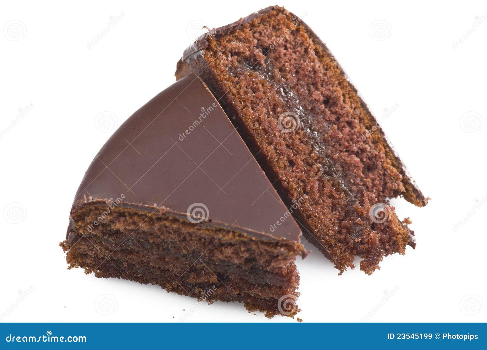 Torta del sacher del cioccolato