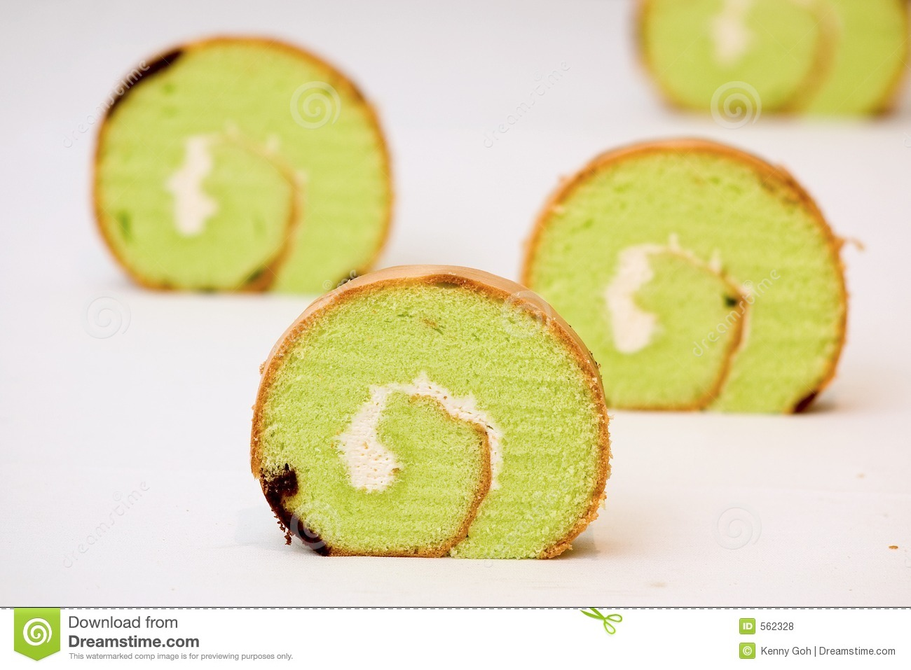 Torta dello swiss roll