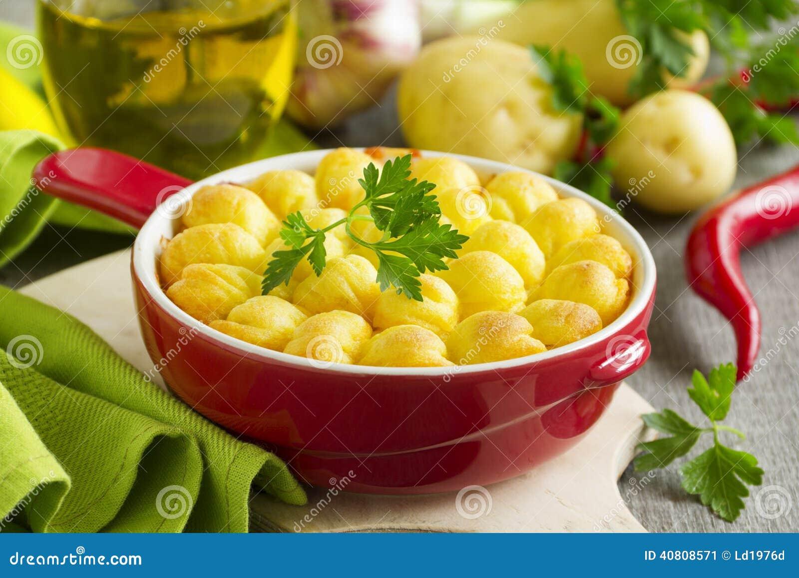 Torta Di Carne, Cucina Inglese Immagine Stock - Immagine di ...