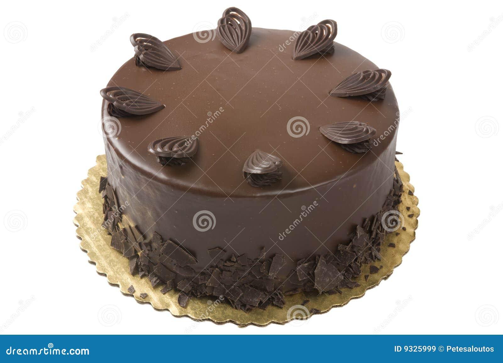 Torta di cioccolato gastronomica