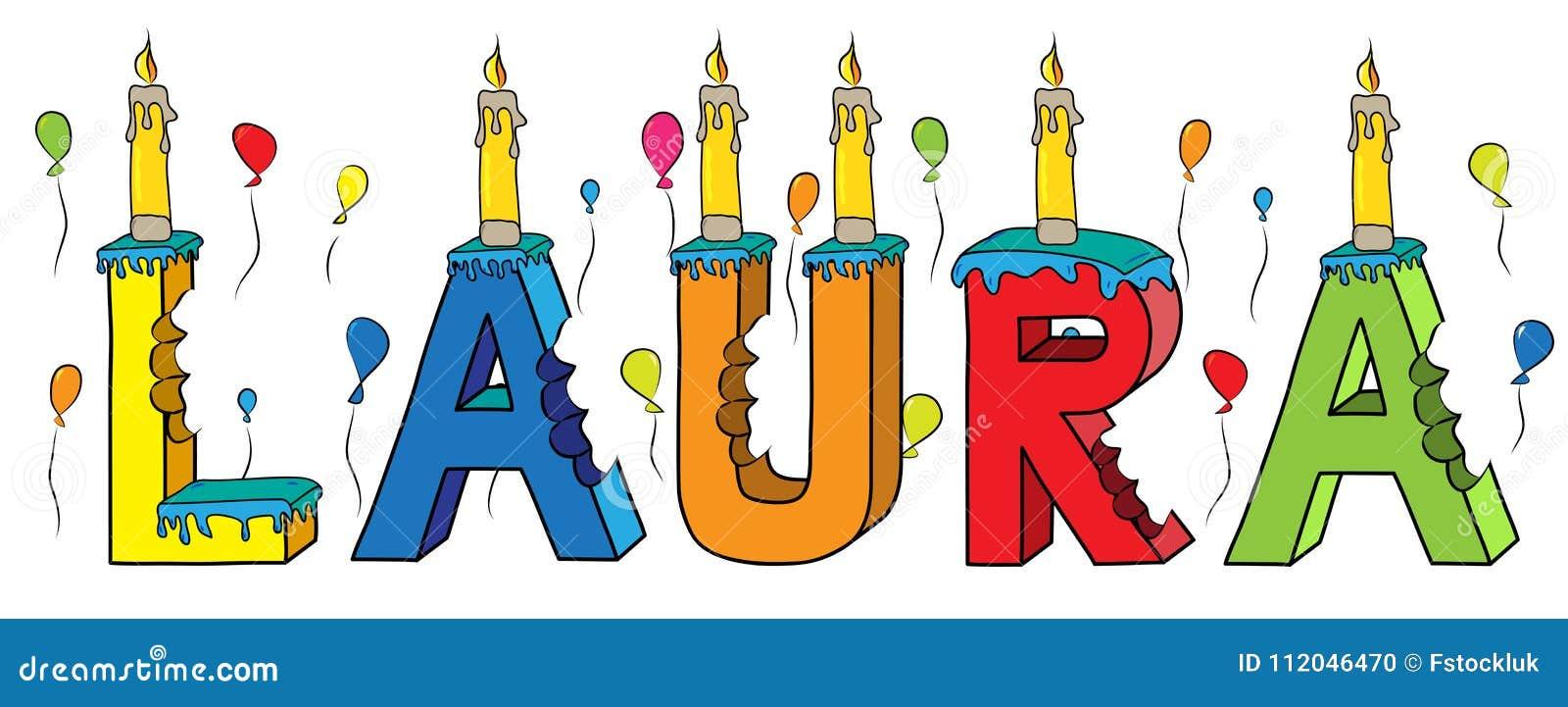 https://thumbs.dreamstime.com/z/torta-di-compleanno-variopinta-pungente-dell-iscrizione-d-nome-della-femmina-laura-con-le-candele-ed-i-palloni-112046470.jpg