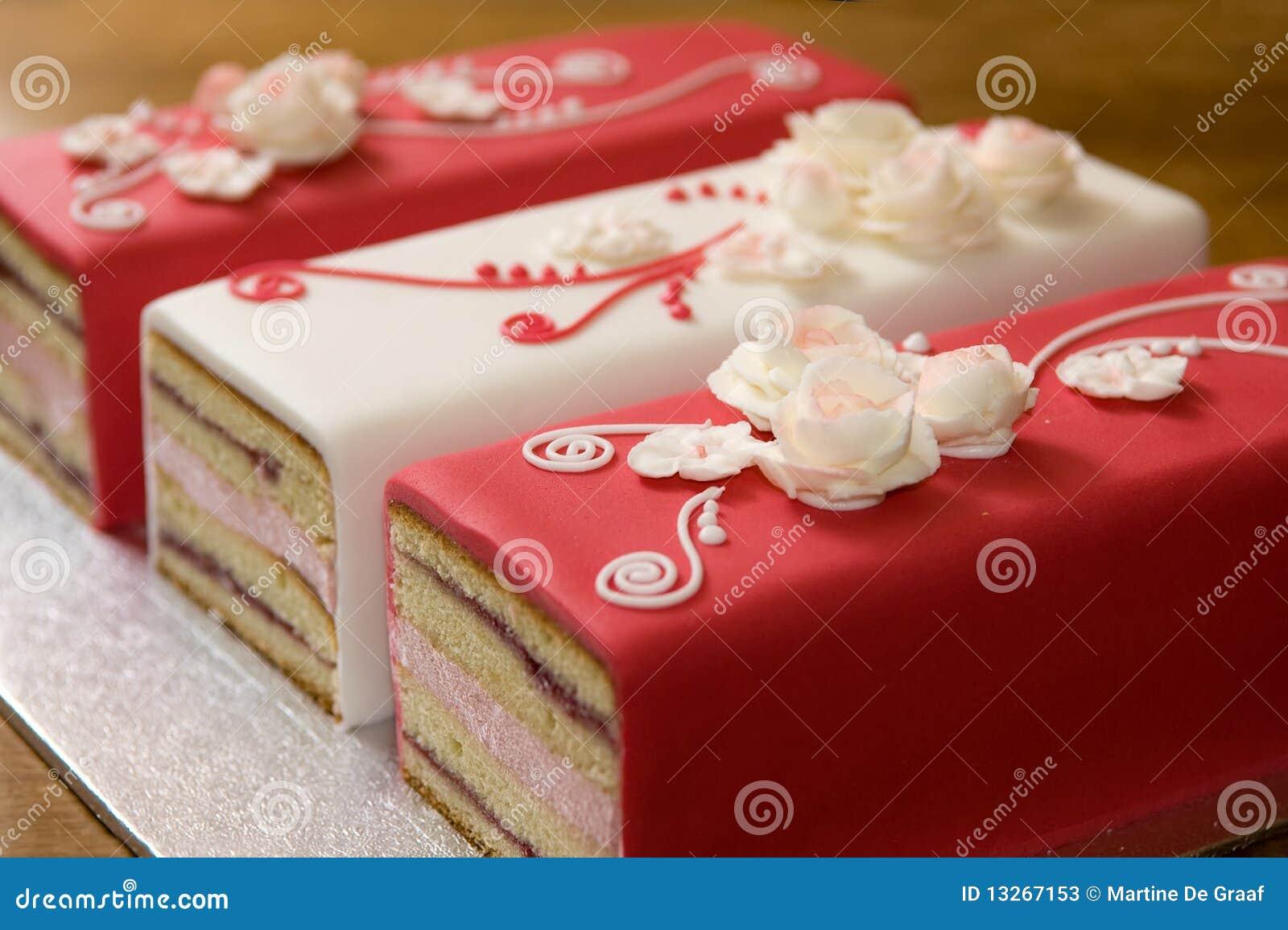 Tortas románticas
